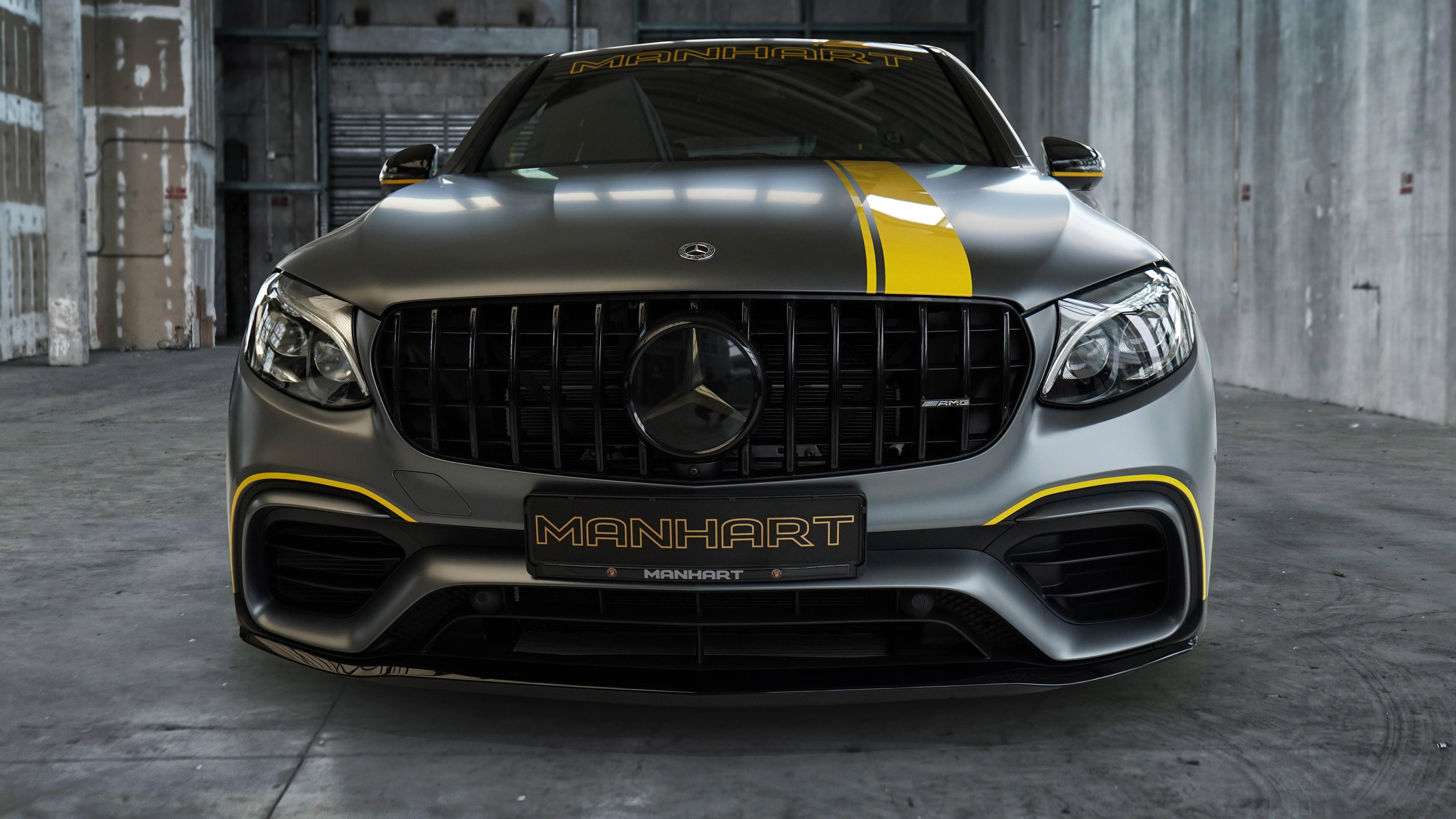 Manhart Racing Mercedes Amg Glc 63 S Coupe 2019 5k Wallpaper Hd Car Wallpapers Id 13108