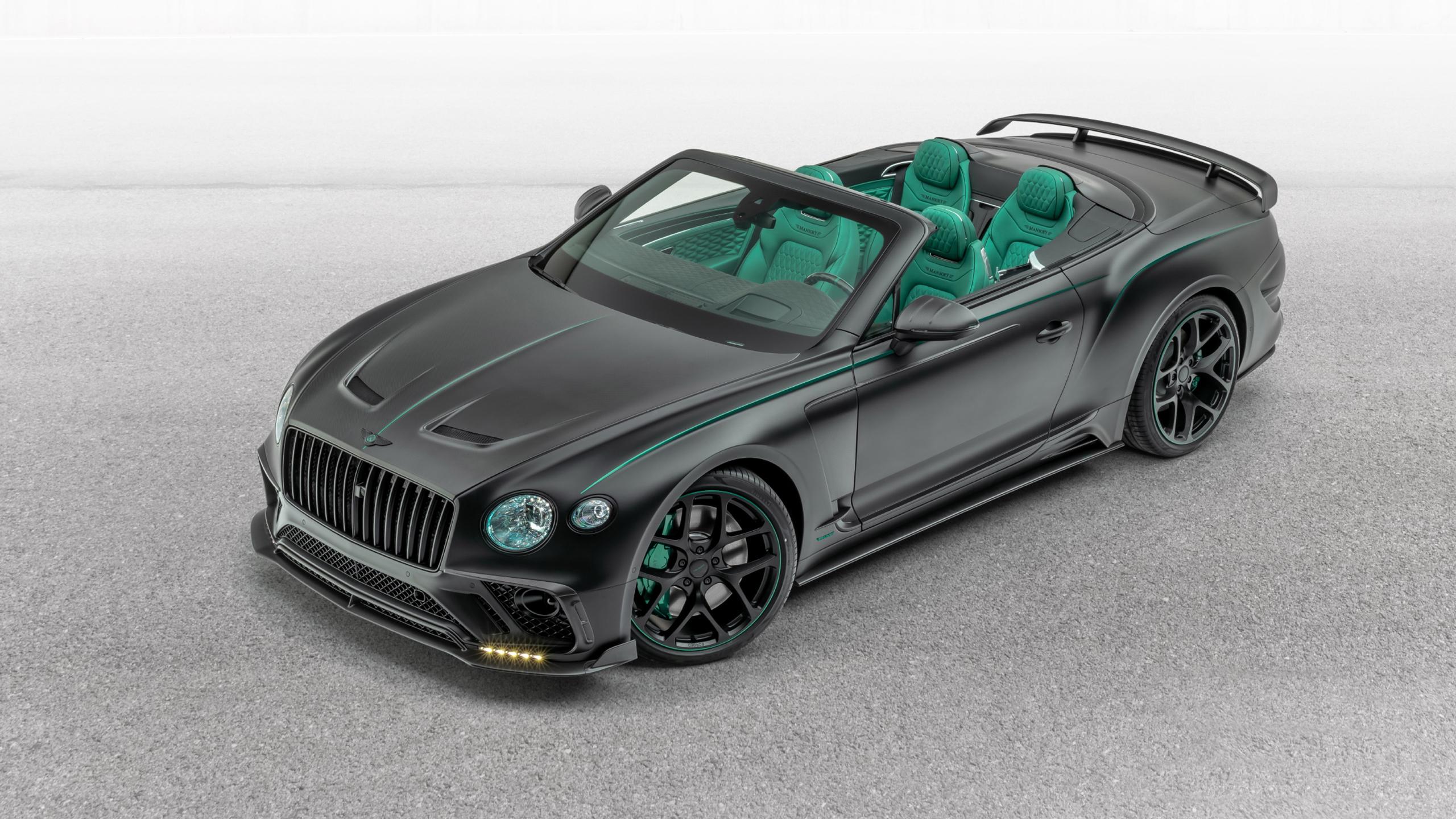 Mansory Bentley Continental Gt V8 Convertible 2020 3 Wallpaper Hd Car Wallpapers Id 14522