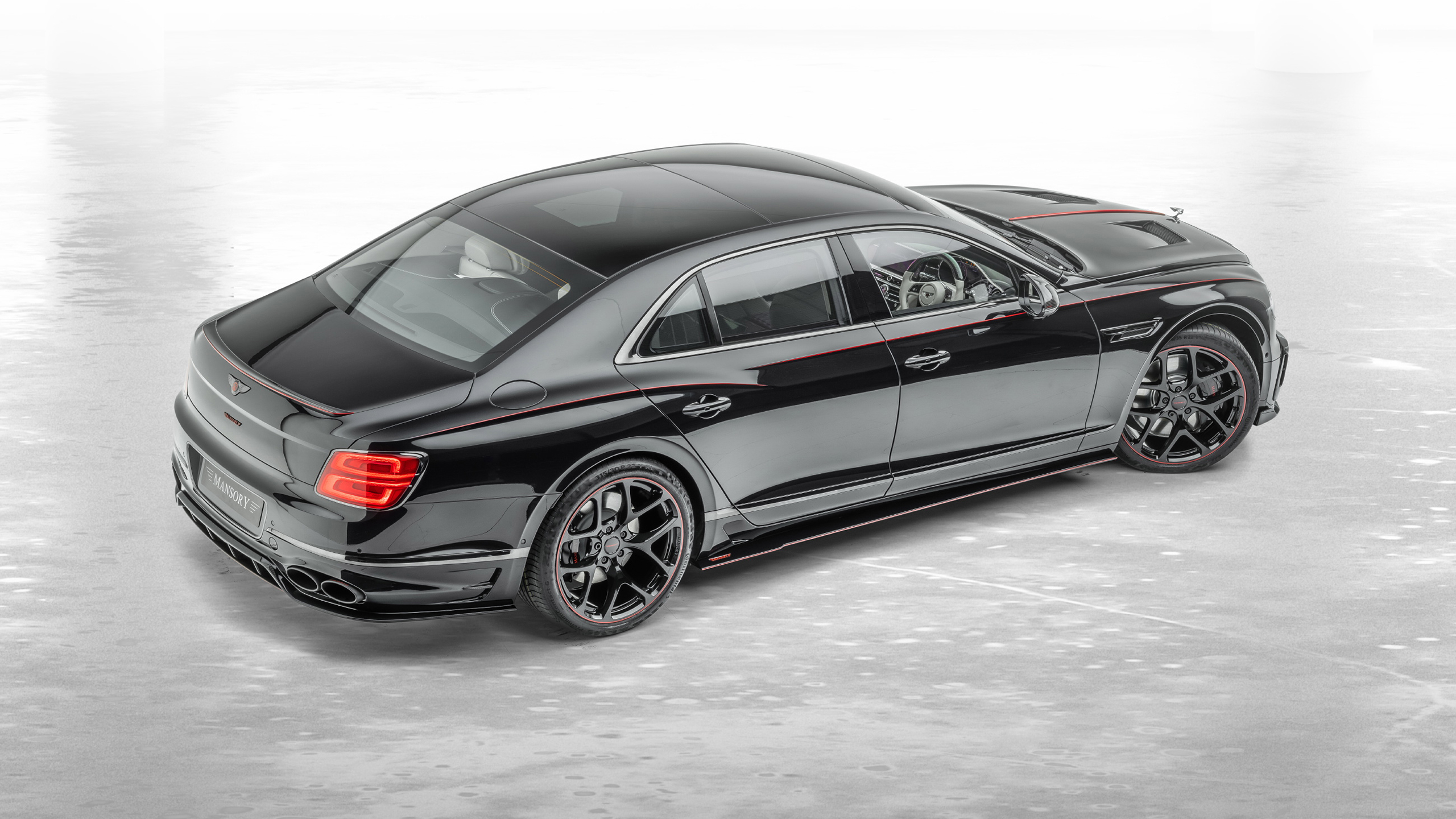 Mansory Bentley Flying Spur 2020 3 Wallpaper Hd Car Wallpapers Id 14525