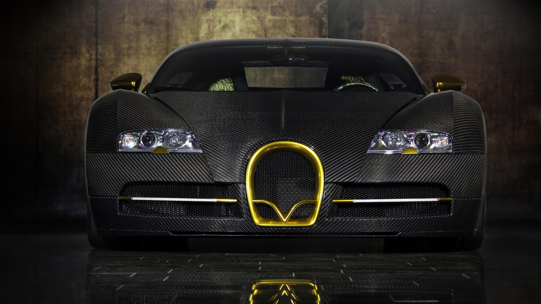 Mansory Bugatti Veyron Linea Vincero dOro 2 Wallpaper   HD ...