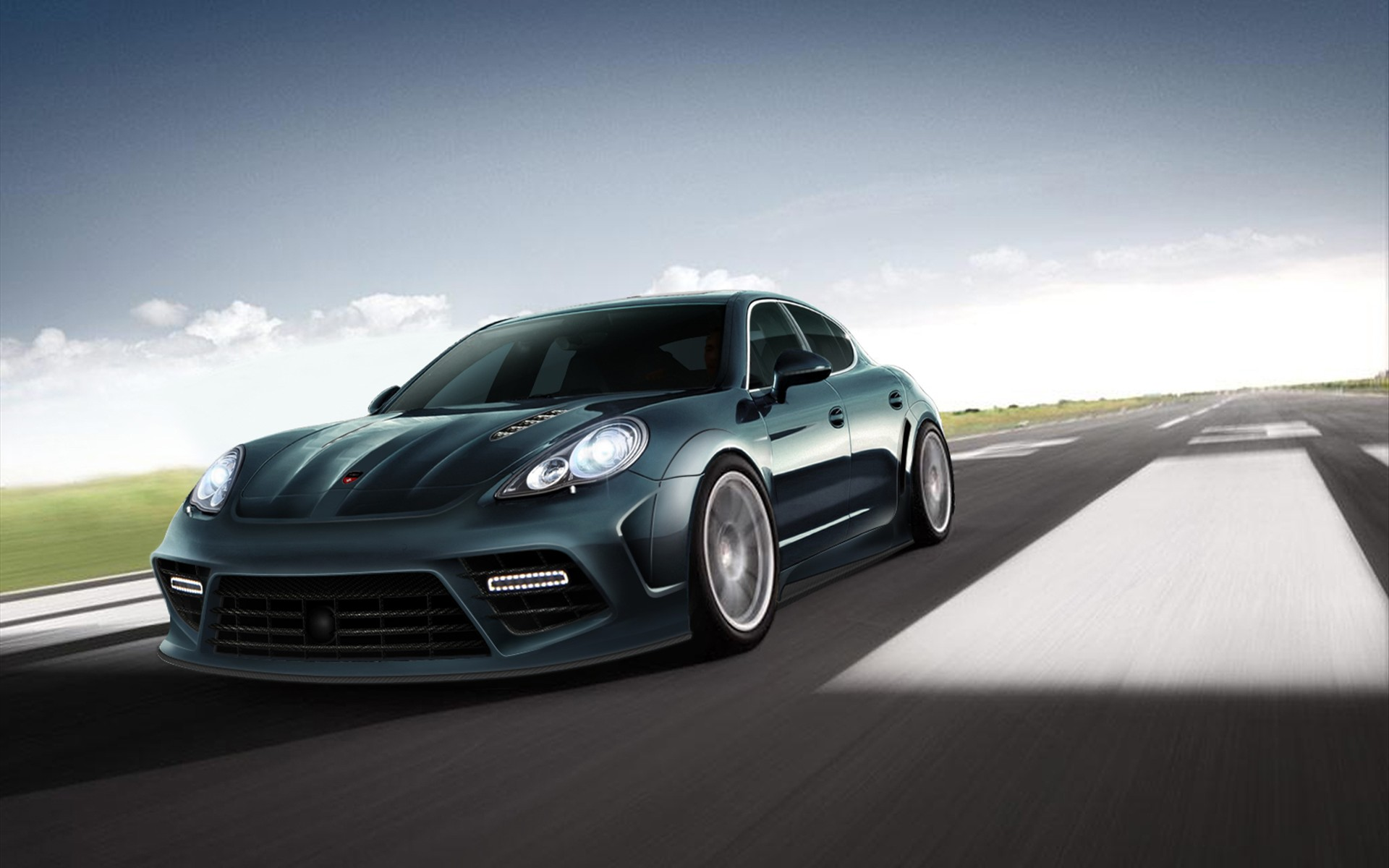mansory porsche panamera 2 wallpaper | hd car wallpapers | id #1506