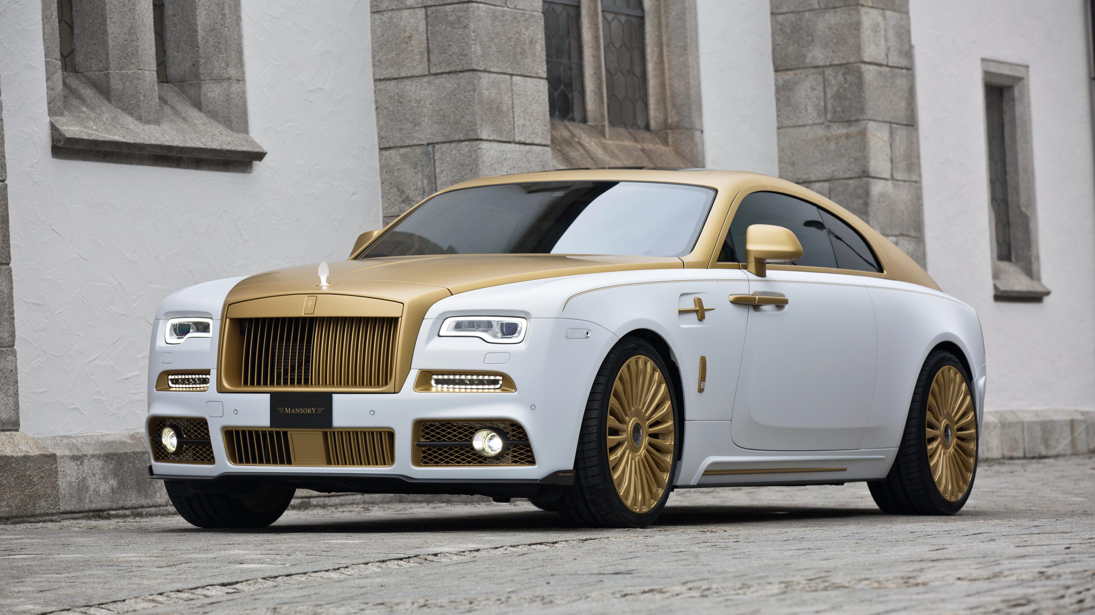 Mansory Rolls Royce Wraith Palm Edition