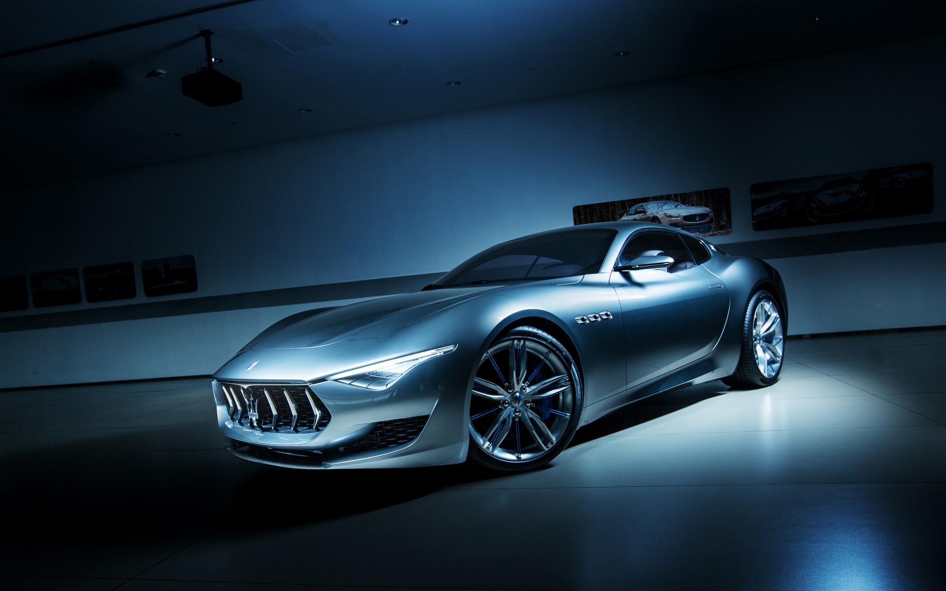 Maserati Alfieri 2016 Wallpaper Hd Car Wallpapers Id 6014