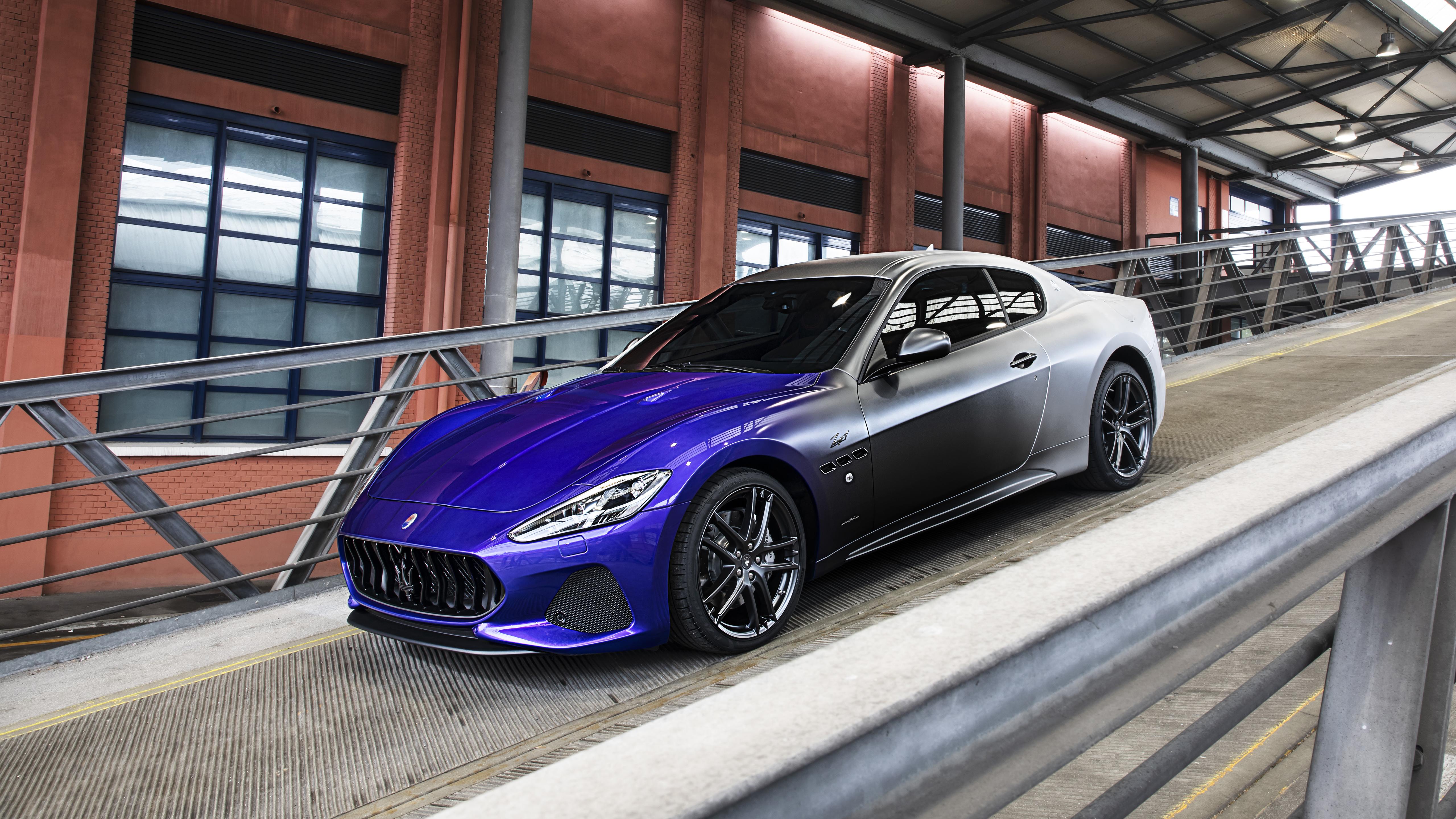 Maserati GranTurismo Zeda 2019 by Pininfarina 4K 2 ...