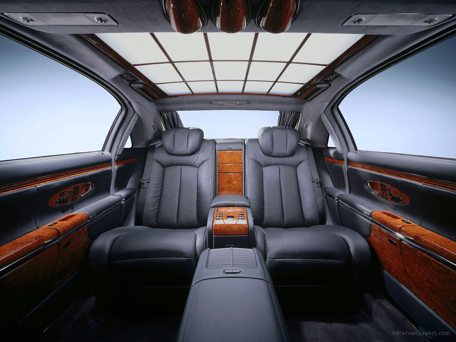 maybach classic interior 3 wallpaper hd car wallpapers id 1094. Black Bedroom Furniture Sets. Home Design Ideas