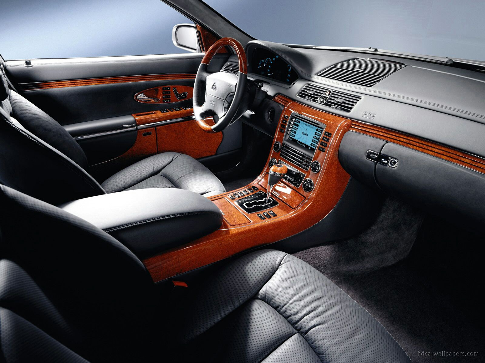 Maybach Interior 2 Wallpaper Hd Car Wallpapers Id 1086