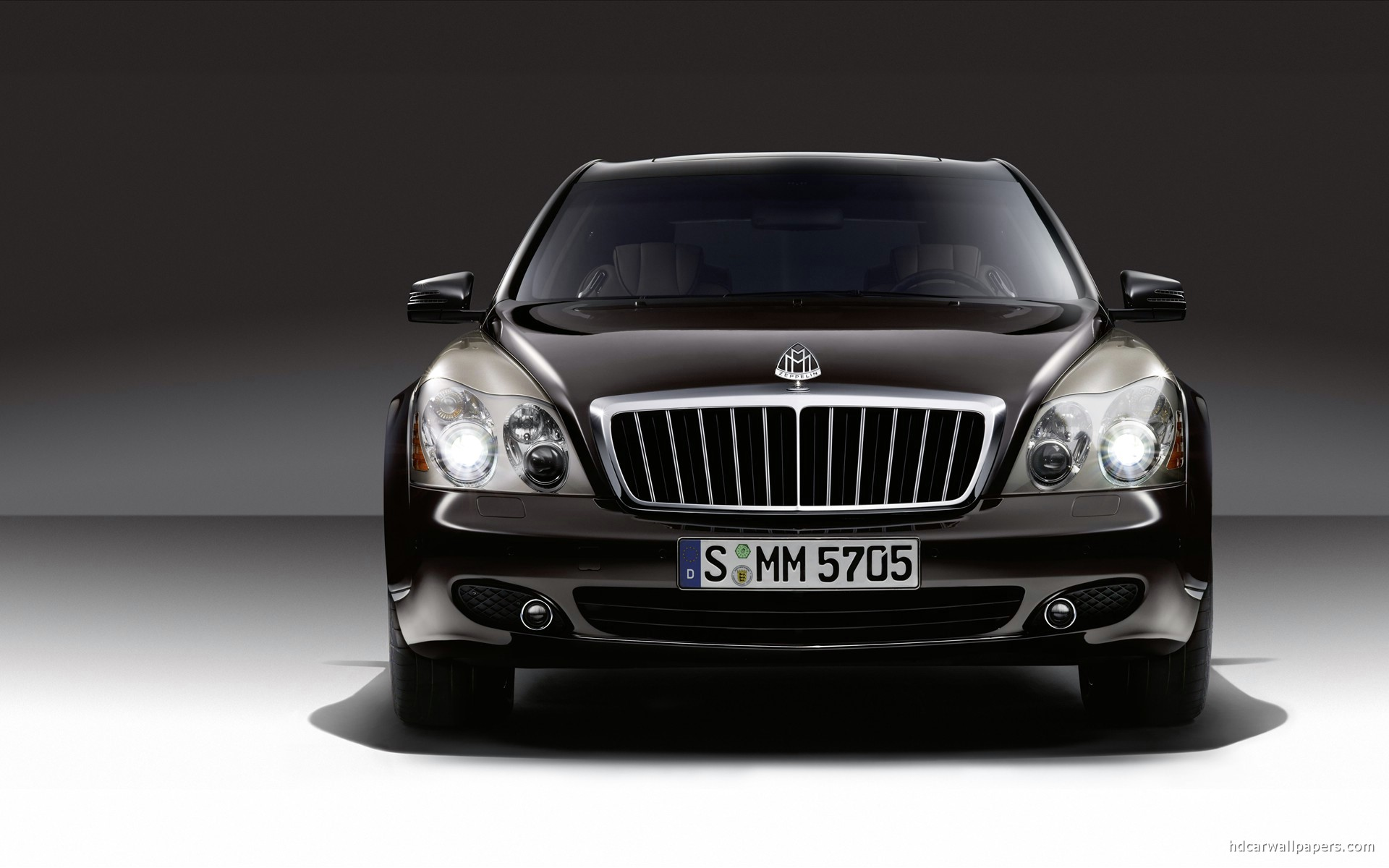 Is Cadillac A Foreign Car >> Maybach Zeppelin Wallpaper | HD Car Wallpapers | ID #1096
