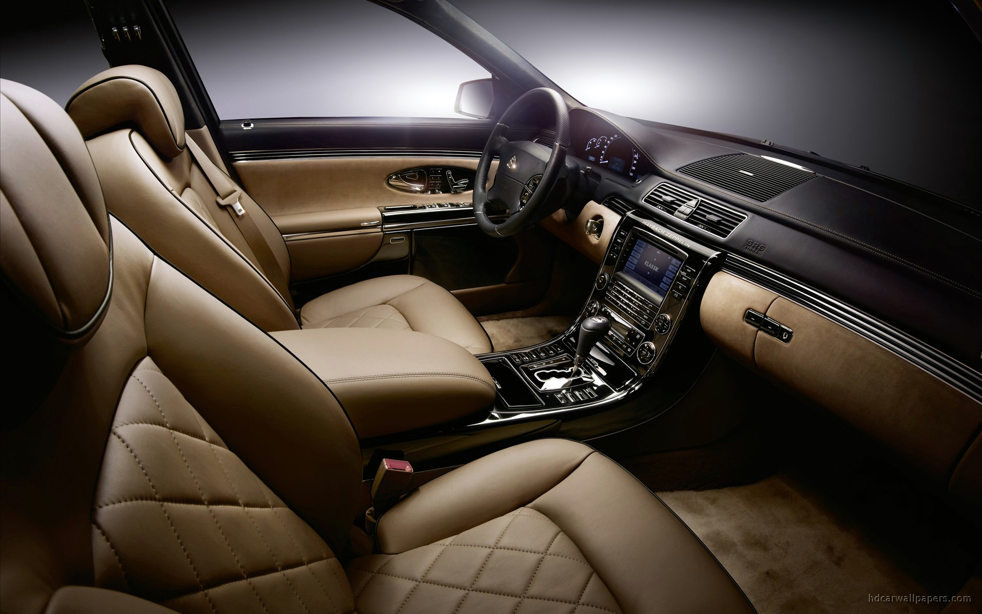 maybach zeppelin interior wallpaper hd car wallpapers id 1087. Black Bedroom Furniture Sets. Home Design Ideas