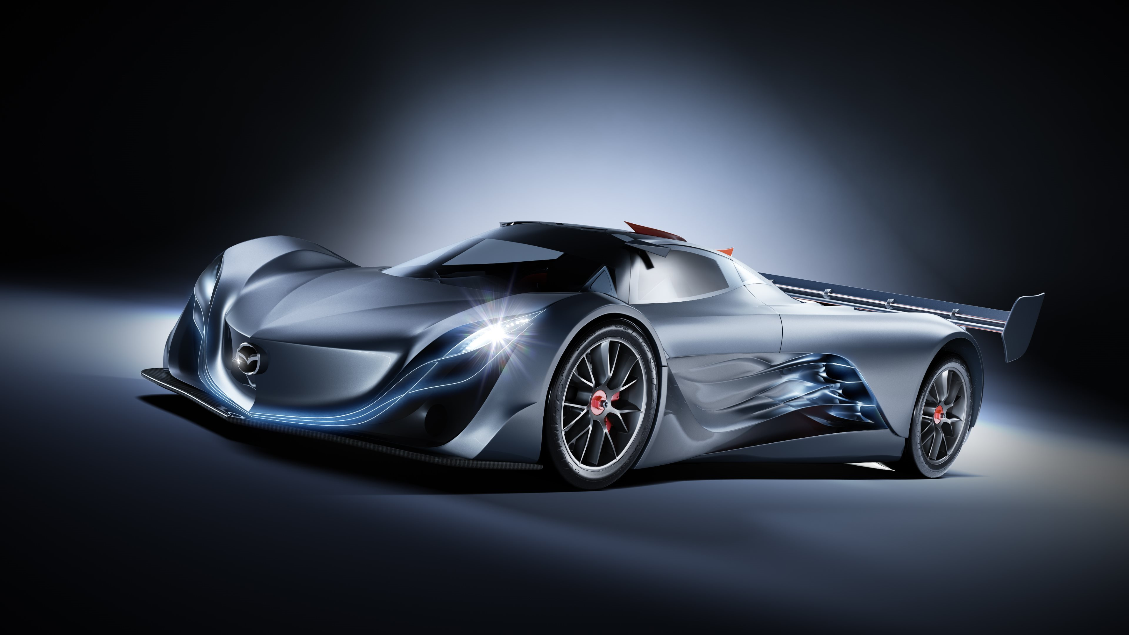 Mazda Furai 4k Wallpaper Hd Car Wallpapers Id 9513
