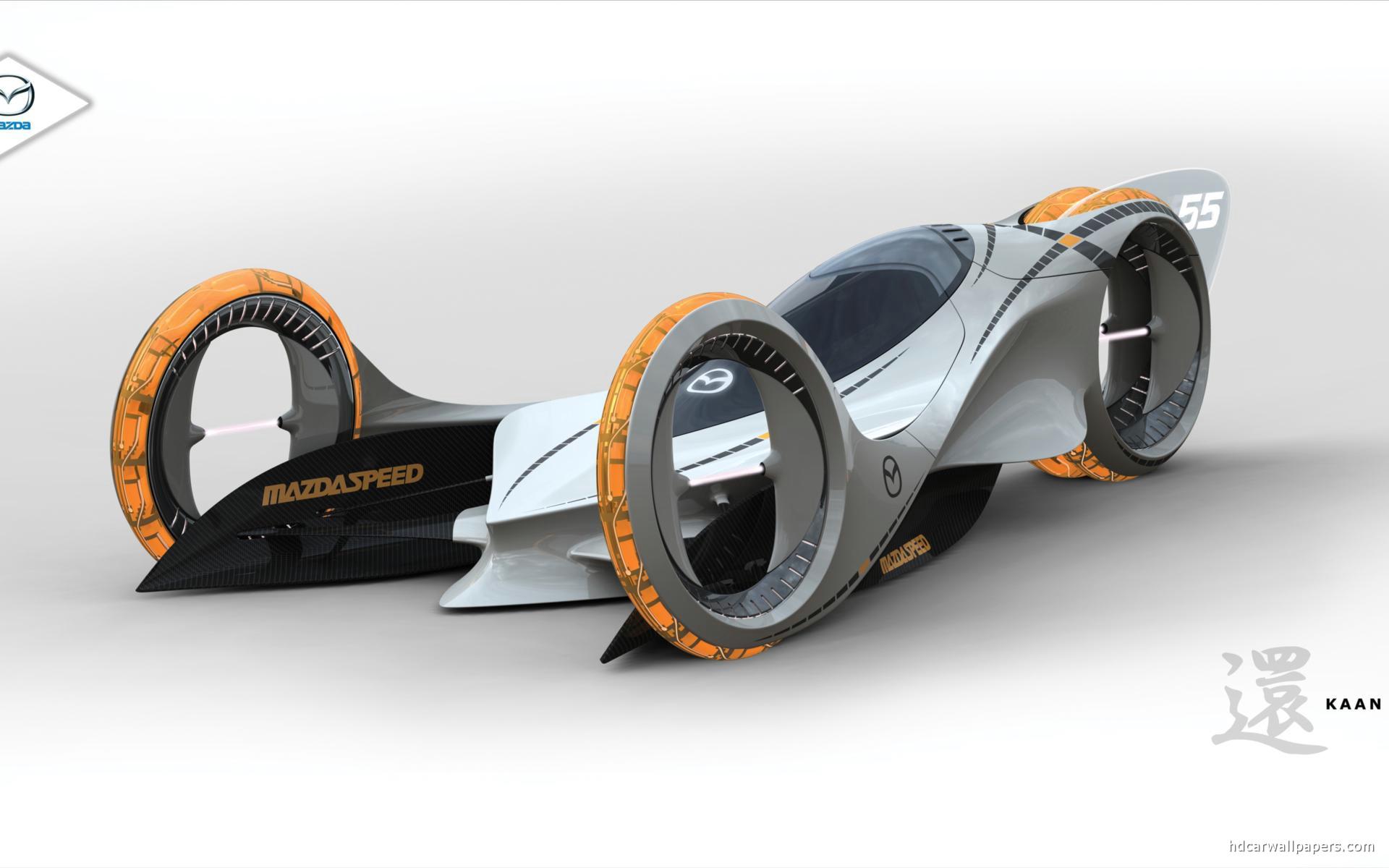 Mazda Kaan Future Concept Wallpaper HD Car Wallpapers - Cool mazda cars