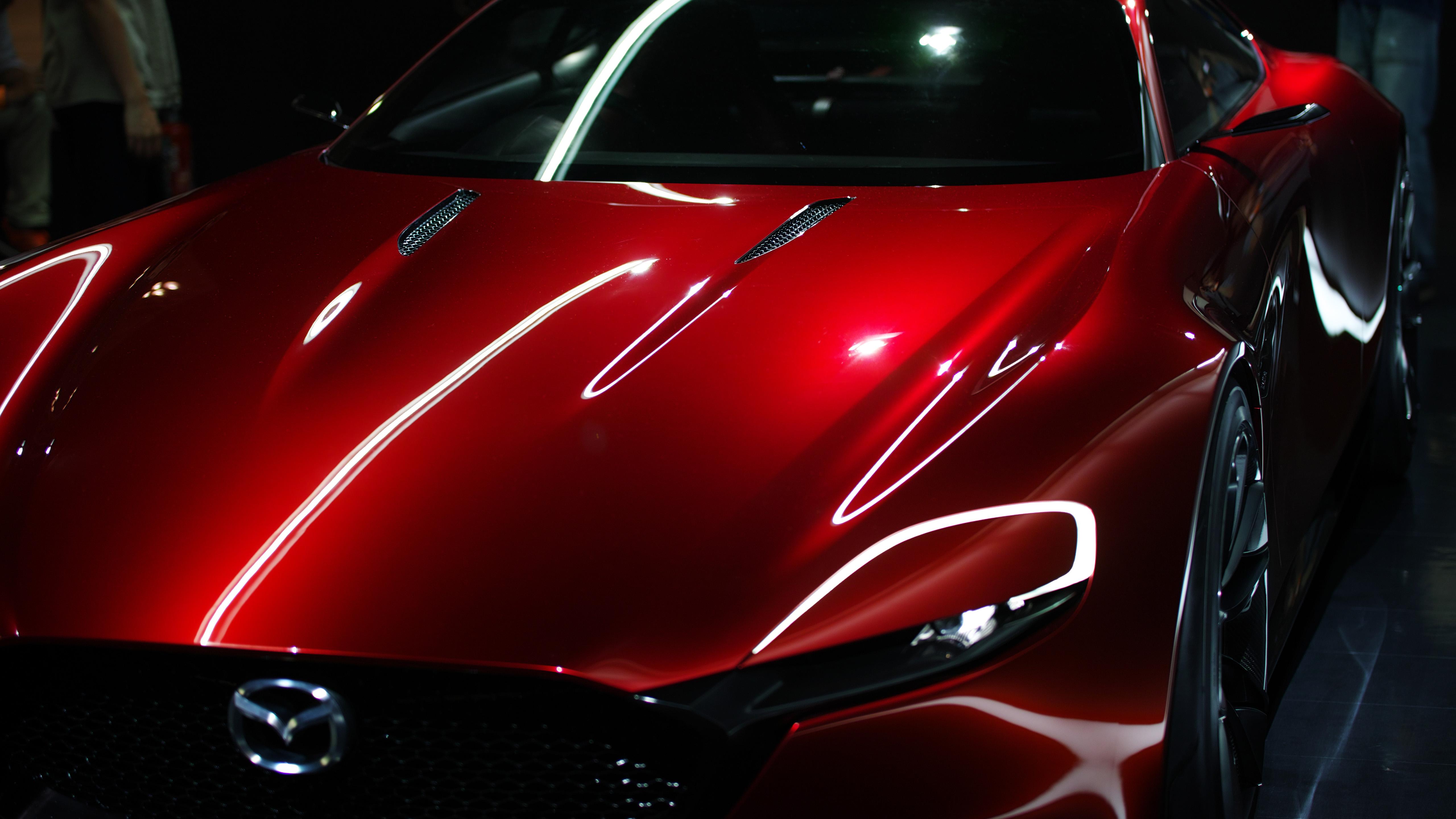 Kelebihan Mazda Rx Vision Spesifikasi