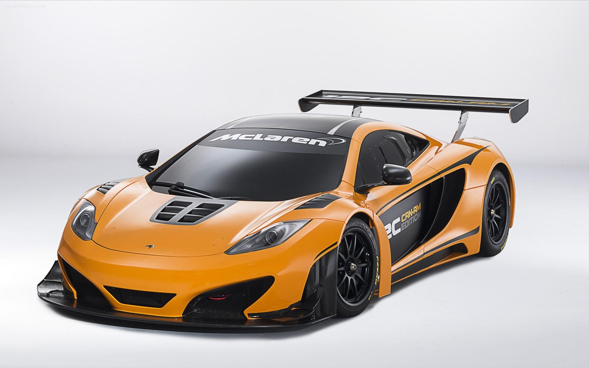 McLaren 12C Racing Concept