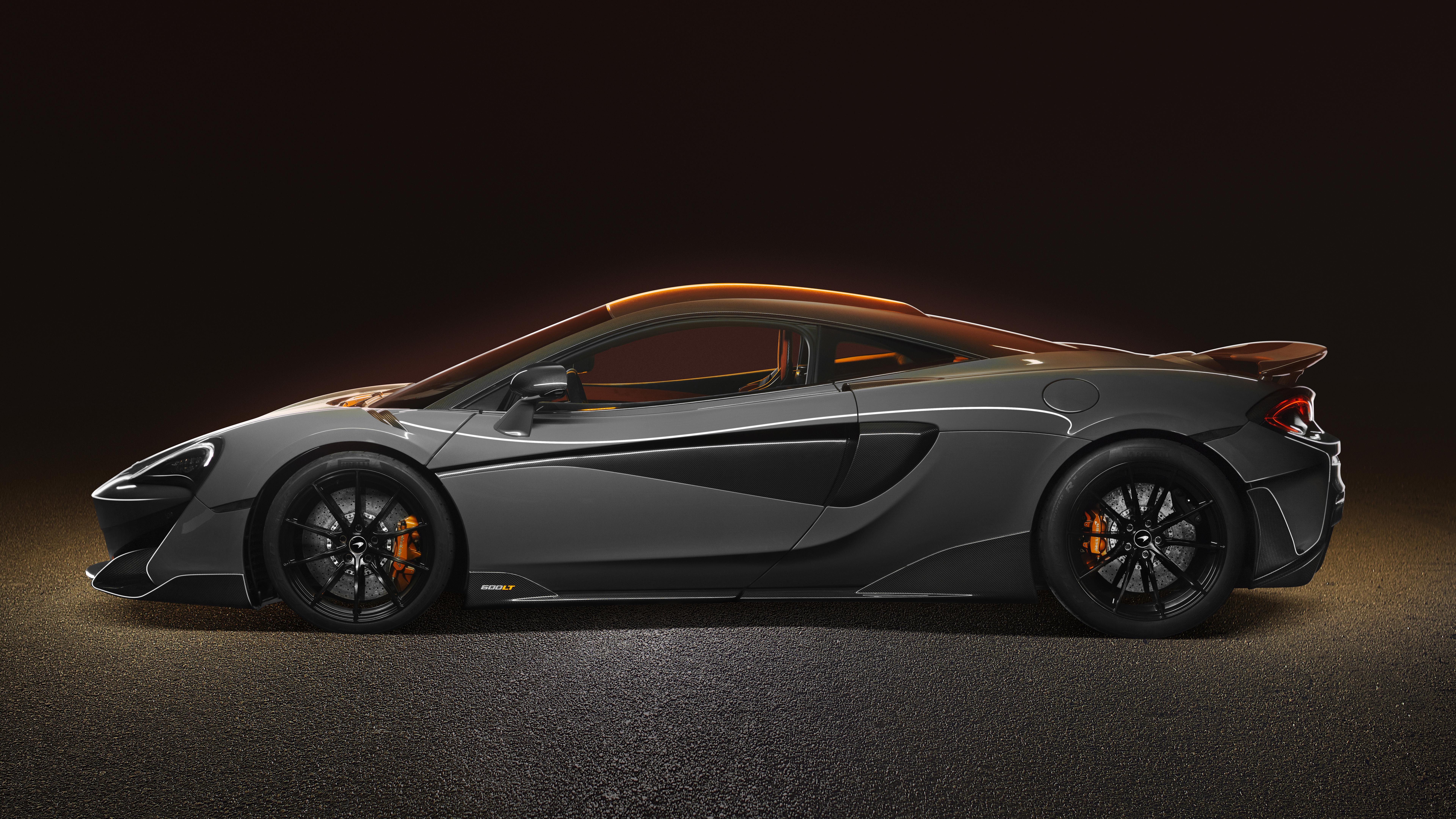 McLaren 600LT 2019 4K 8K 5 Wallpaper HD Car Wallpapers