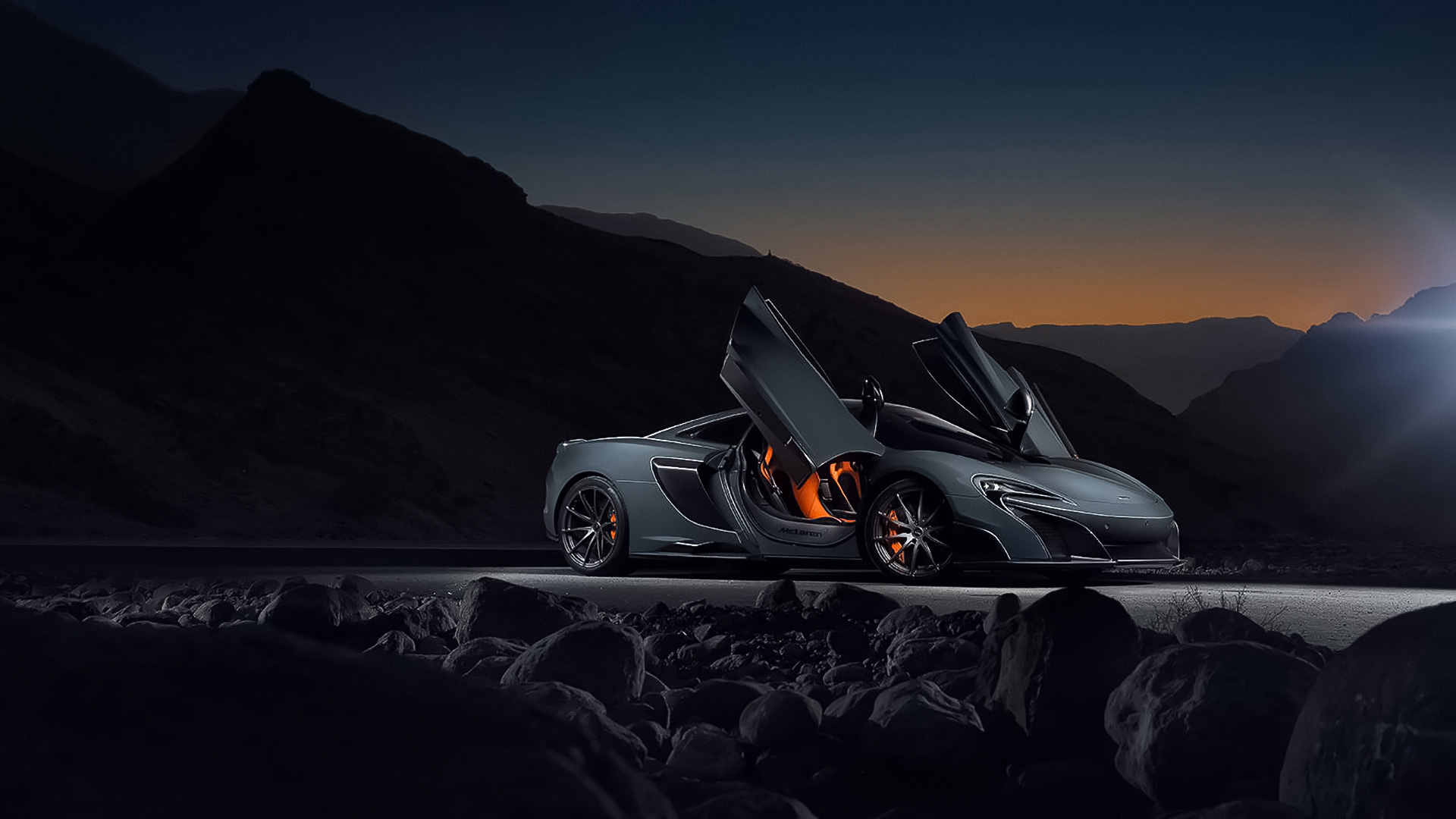 Supercar Hd Wallpaper: McLaren 675LT Supercar Wallpaper