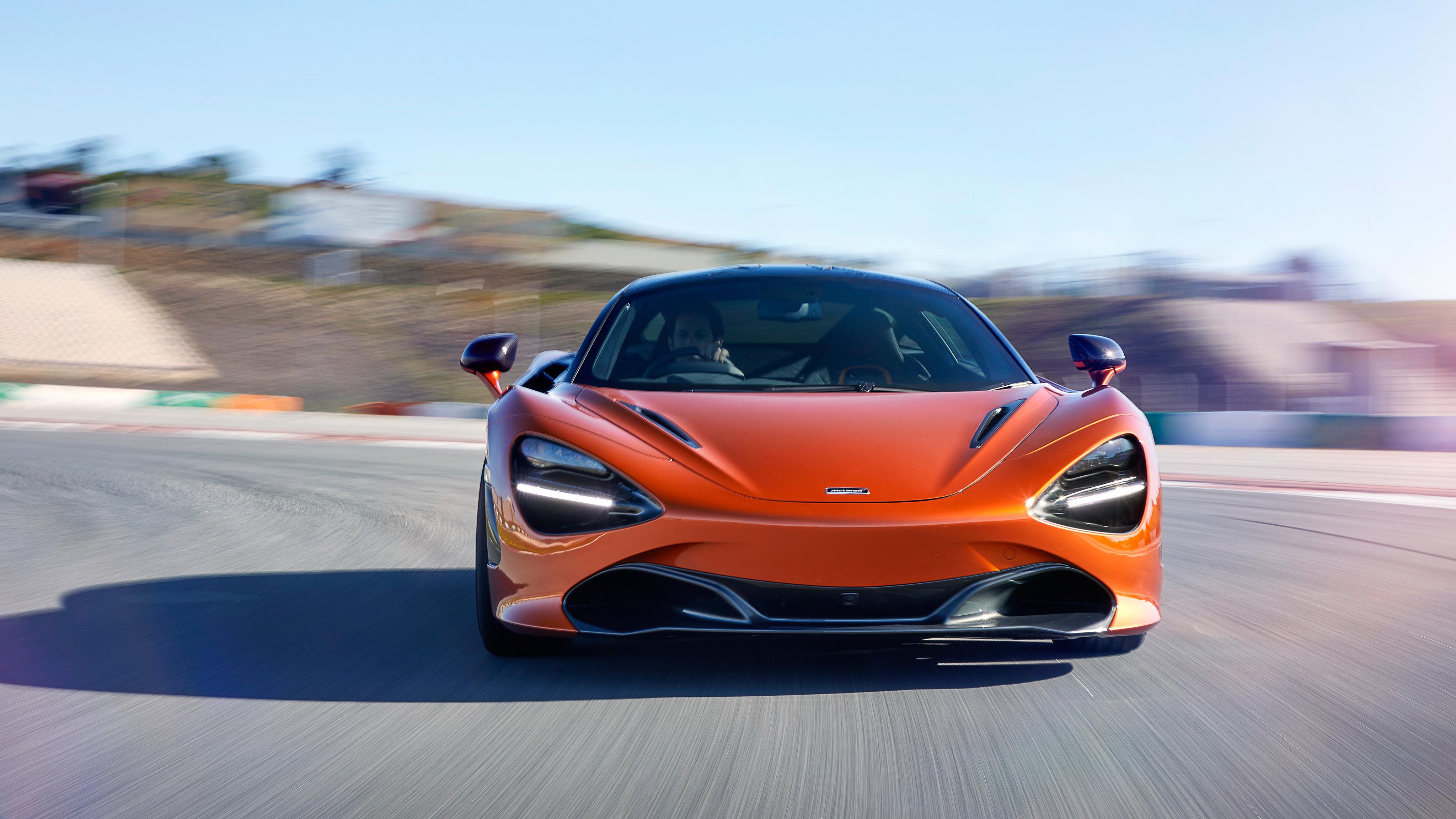McLaren 720s Coupe 2017 Wallpaper | HD Car Wallpapers | ID ...