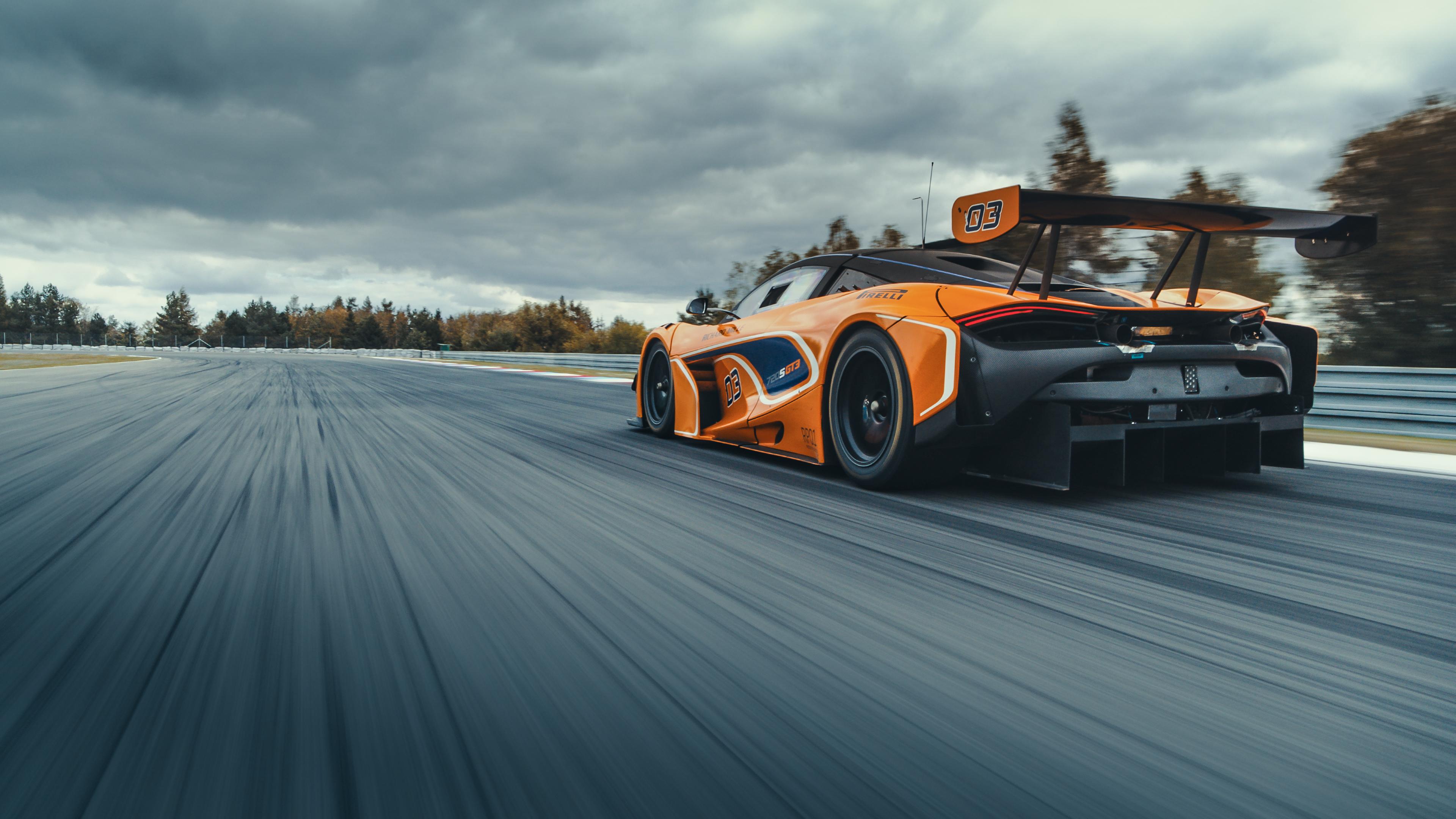 McLaren 720S GT3 4K 2019 Wallpaper | HD Car Wallpapers ...