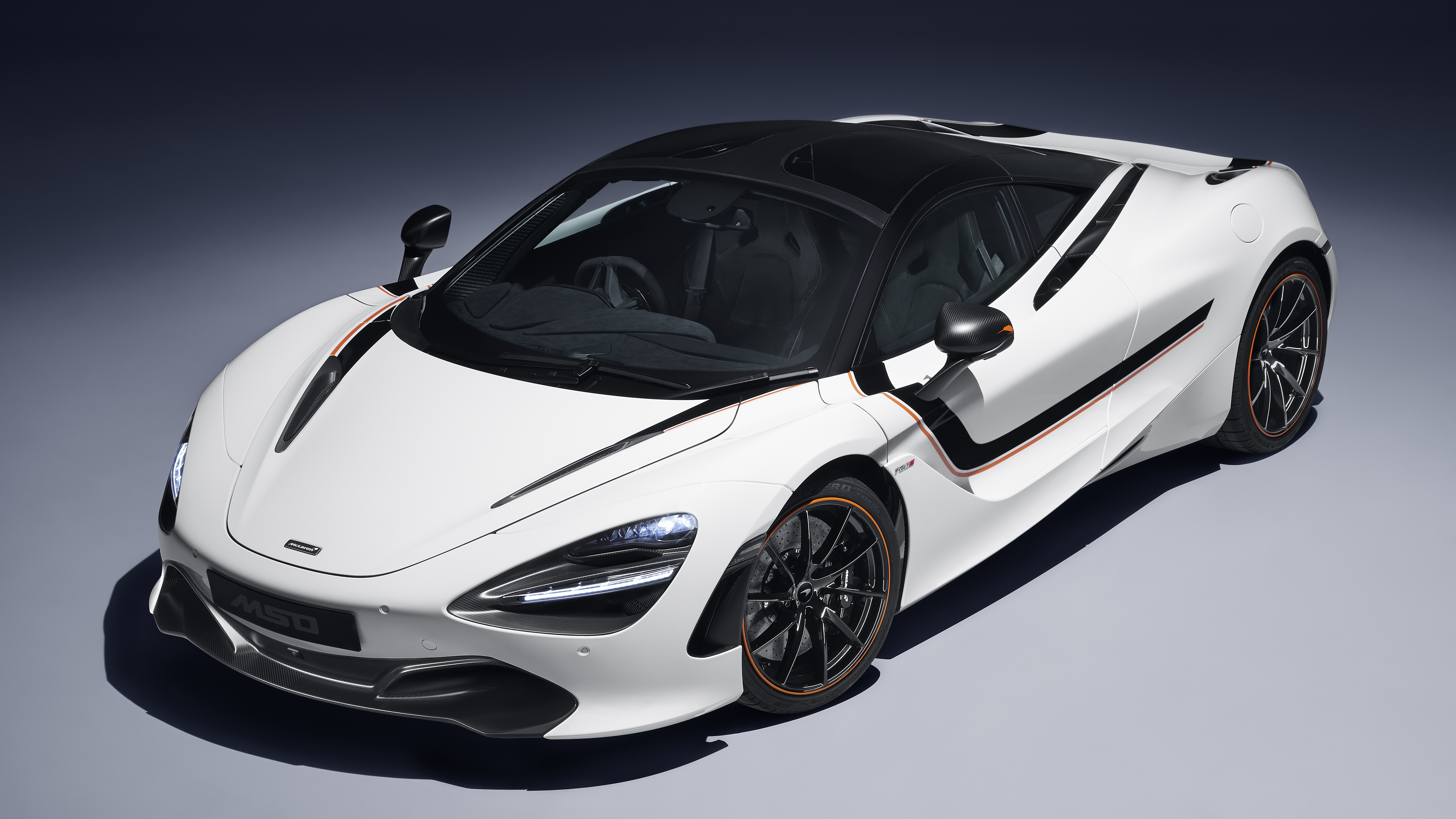 5 Car Themed Wallpapers For Ipad: McLaren 720S Track Theme 2018 5K 3 Wallpaper