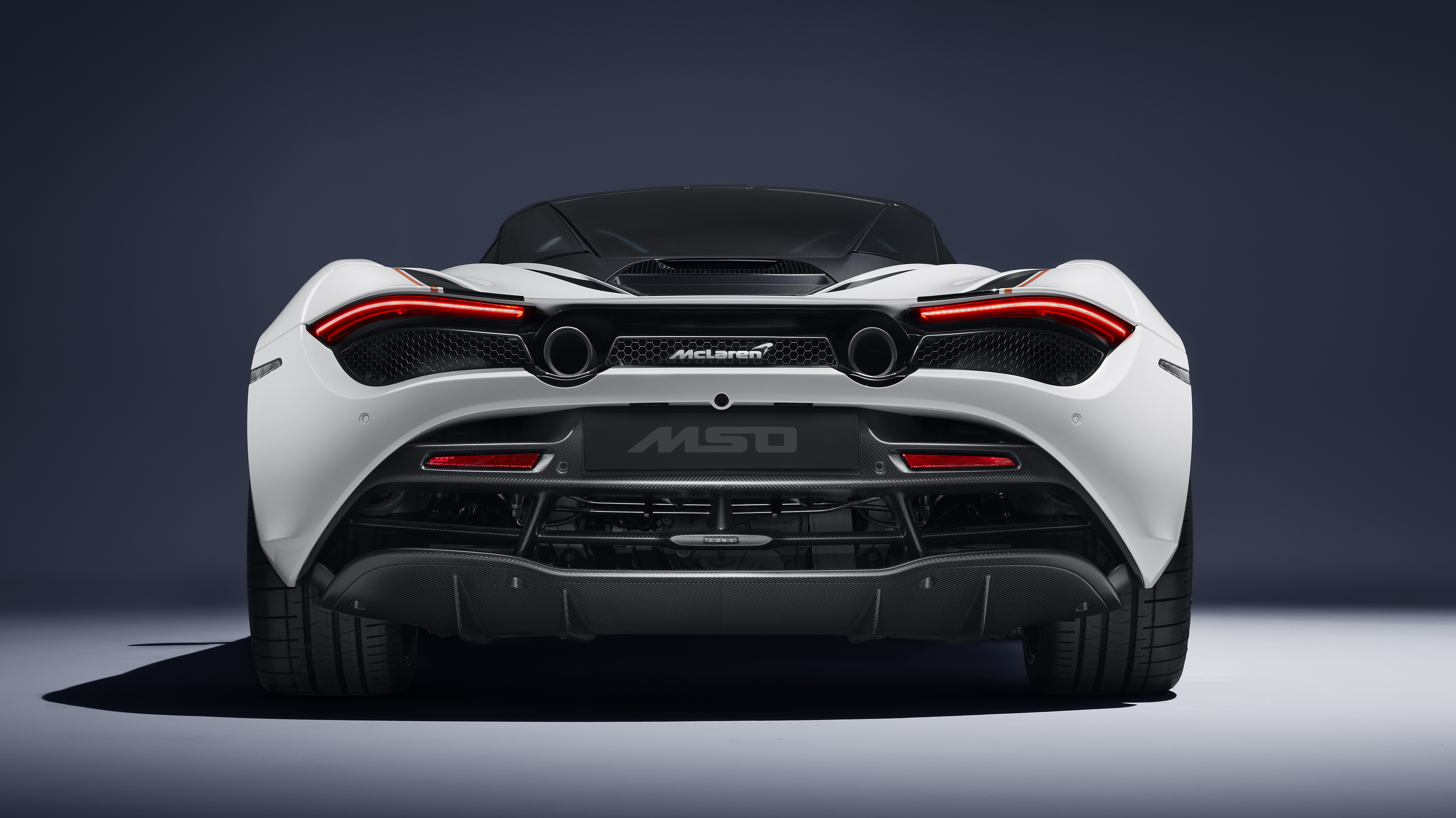 5 Car Themed Wallpapers For Ipad: McLaren 720S Track Theme 2018 5K 4 Wallpaper