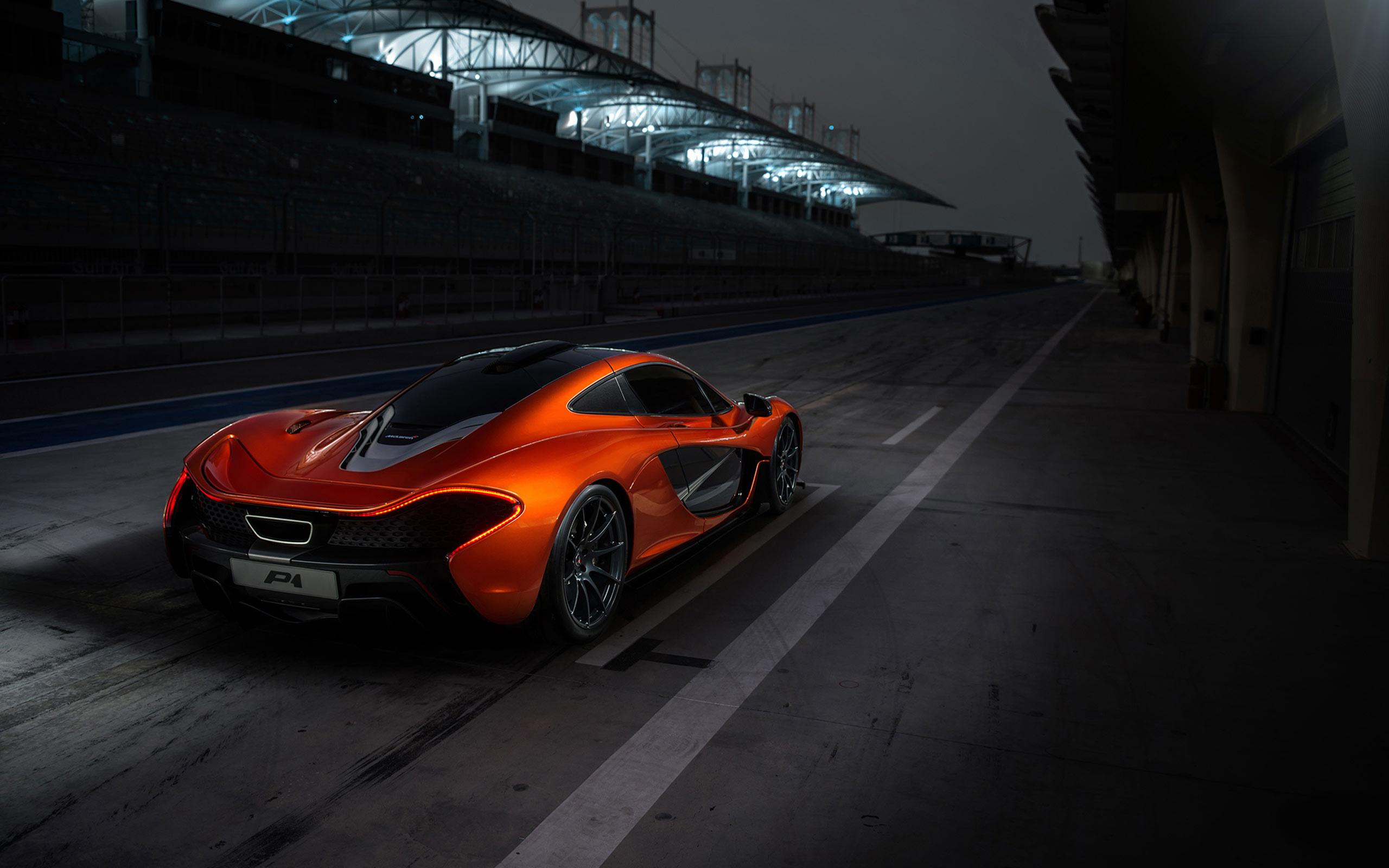 McLaren P1 2013 2 Wallpaper
