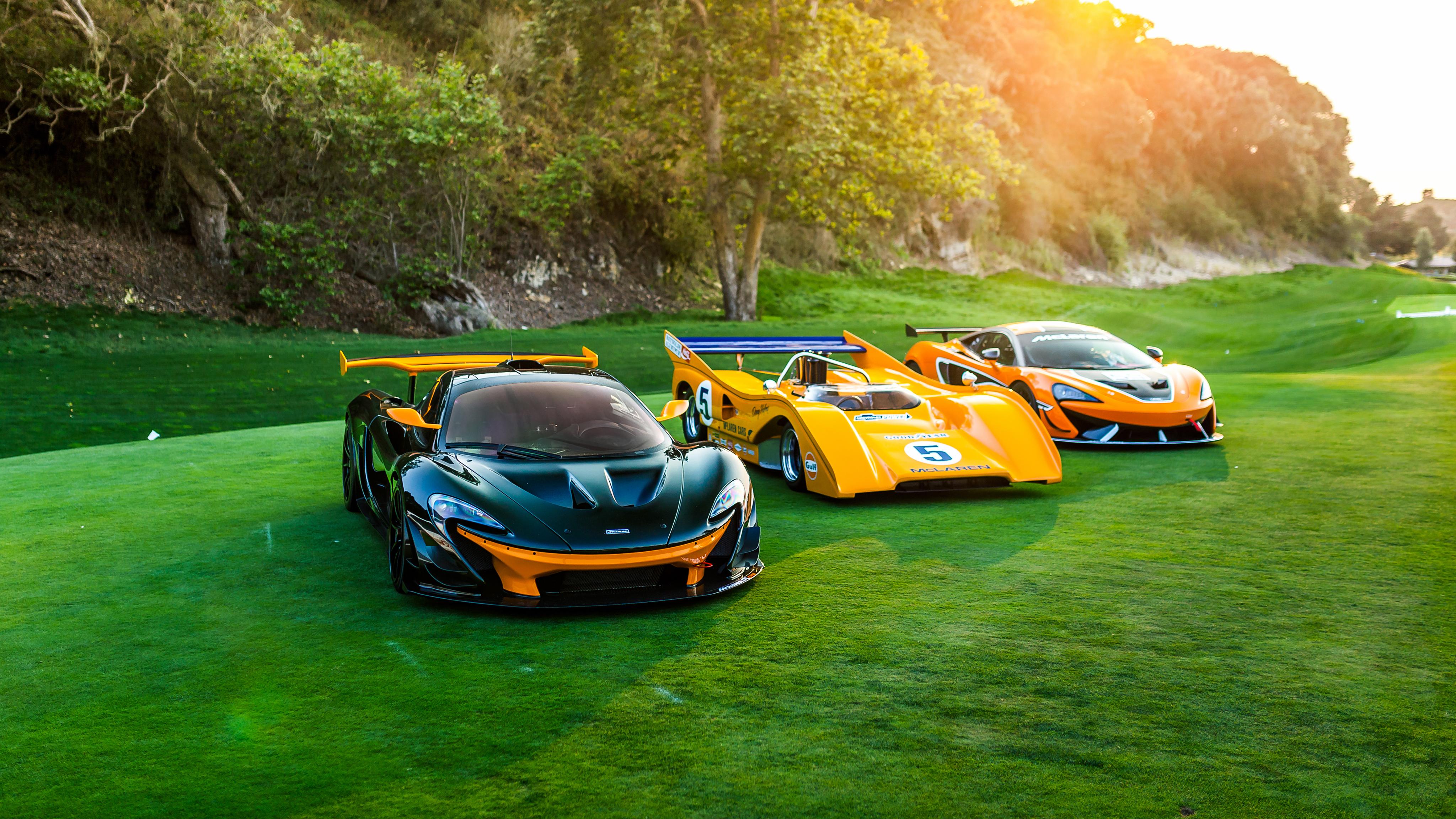 McLaren P1 GTR Sports cars 4K Wallpaper | HD Car ...