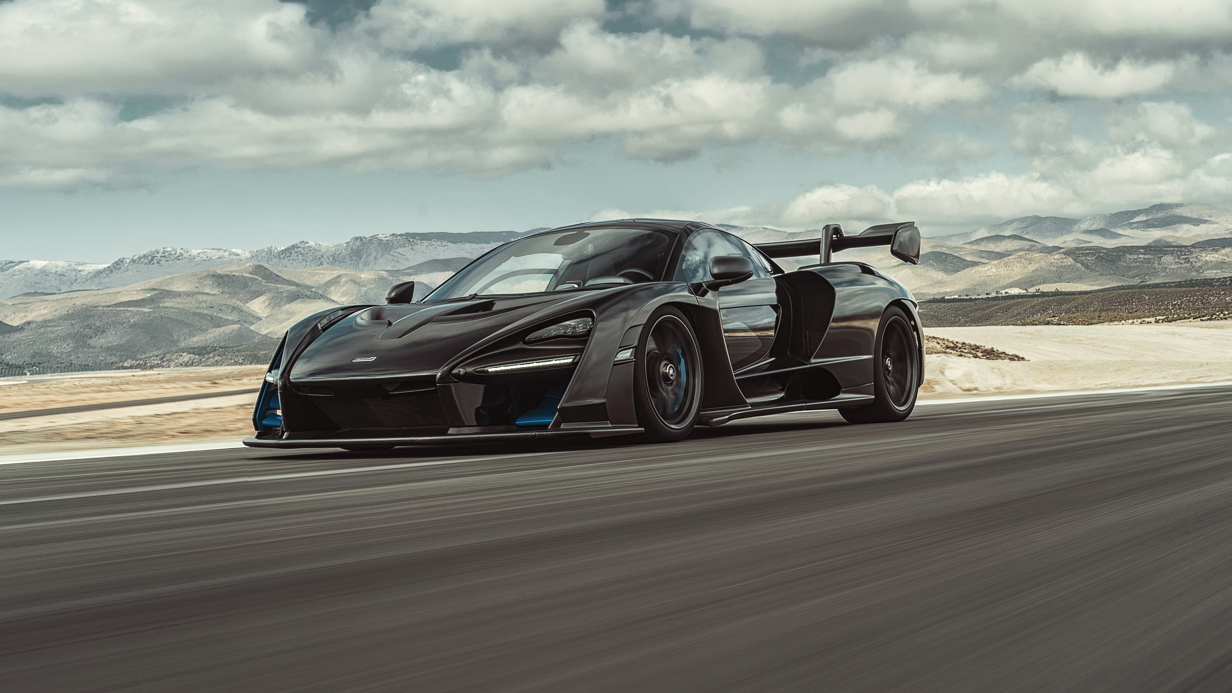 McLaren Senna 600LT 4K Wallpaper | HD Car Wallpapers | ID ...