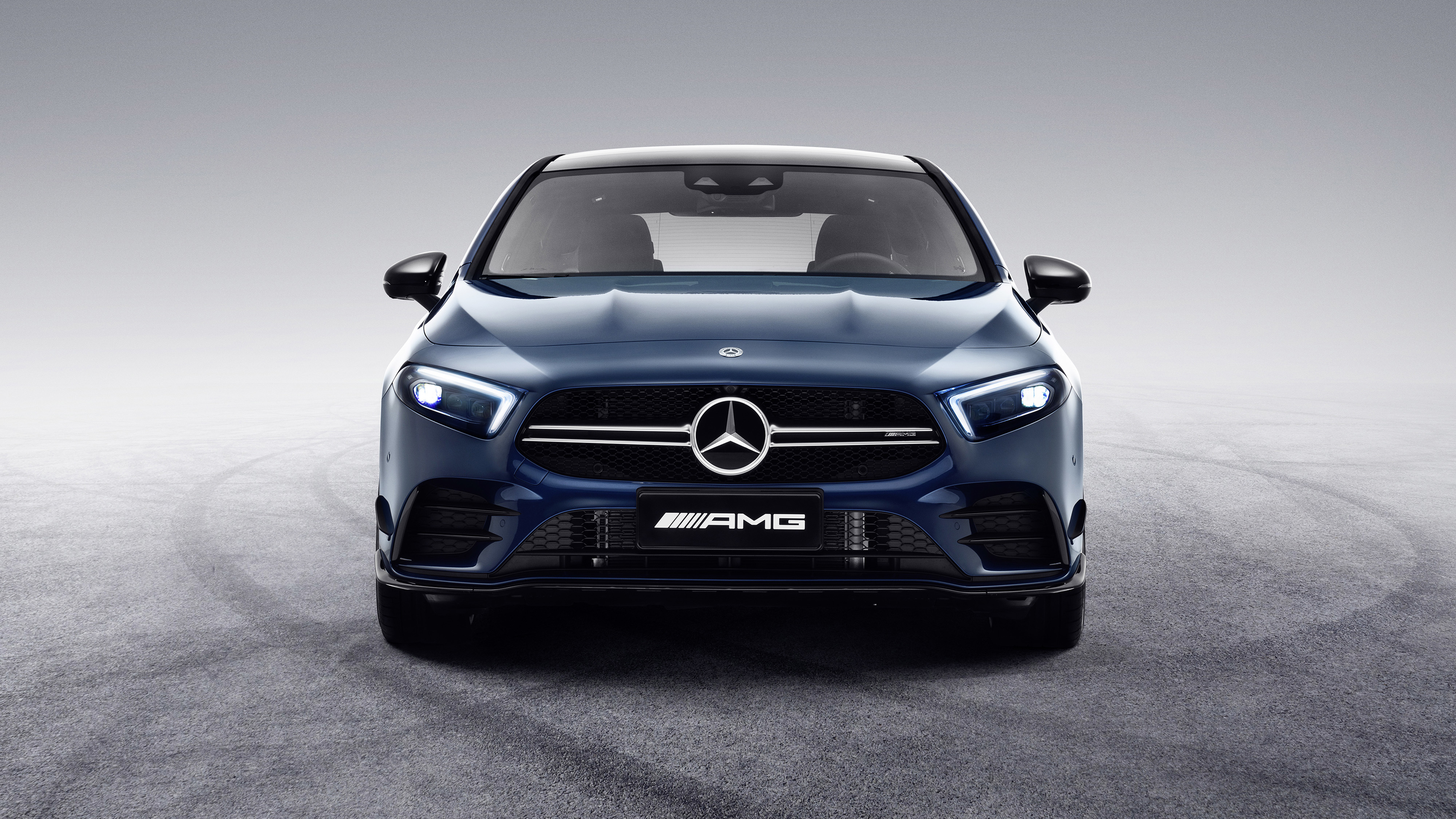 Mercedes Amg A 35 L 4matic 2019 4k Wallpaper Hd Car Wallpapers Id 12466