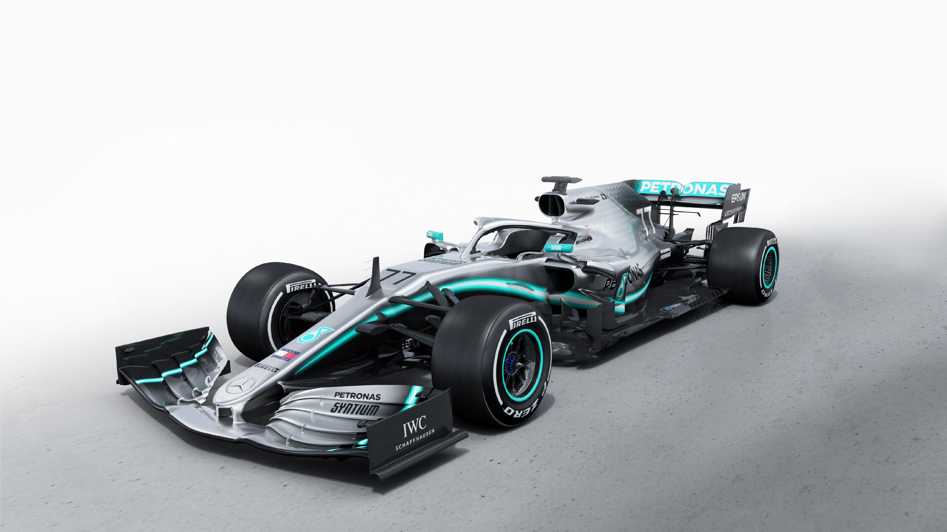 Mercedes Amg F1 W10 Eq Power 2019 4k 2 Wallpaper Hd Car Wallpapers Id 12041