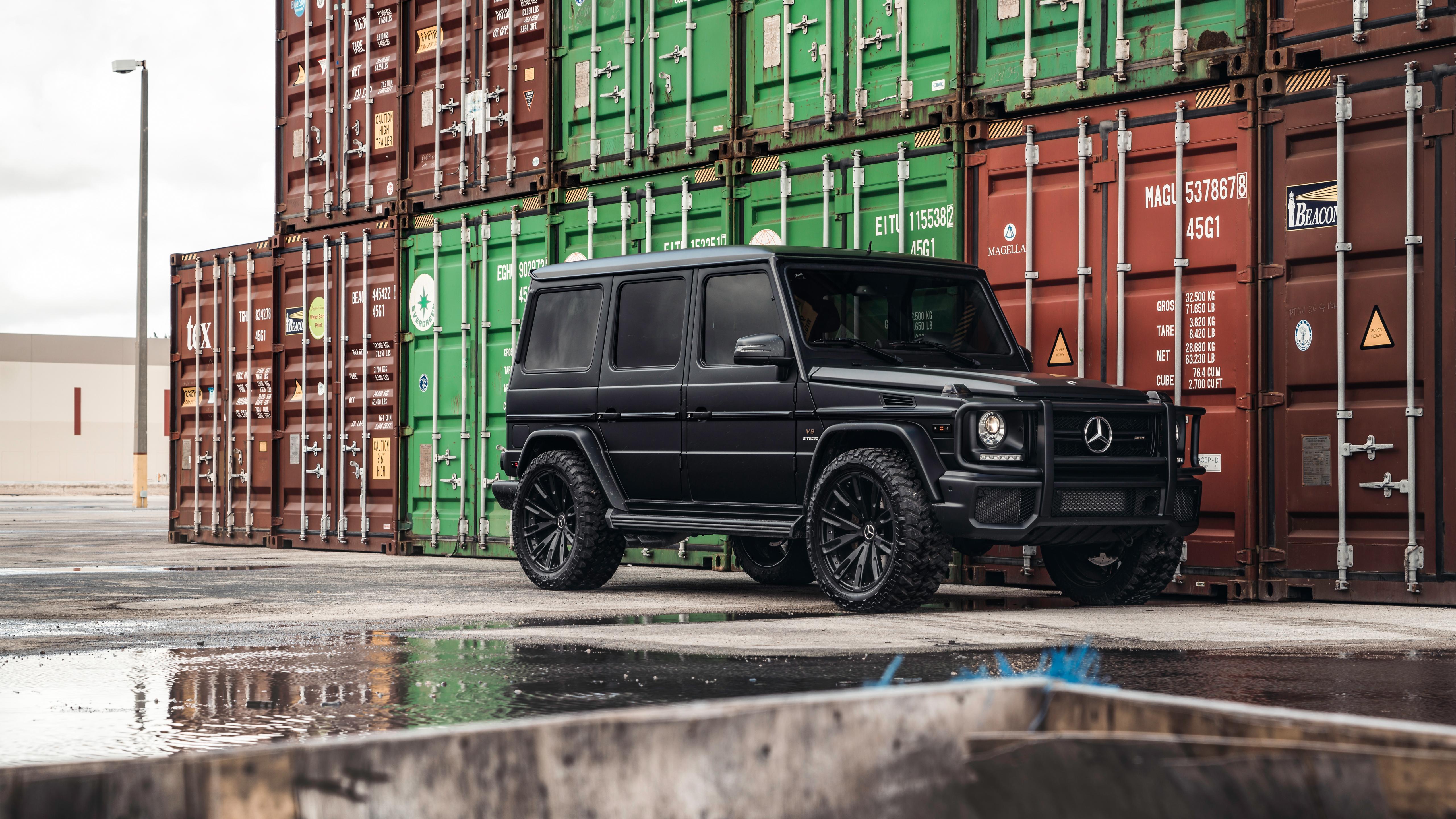Mercedes AMG G Class G Wagen 5K Wallpaper | HD Car ...
