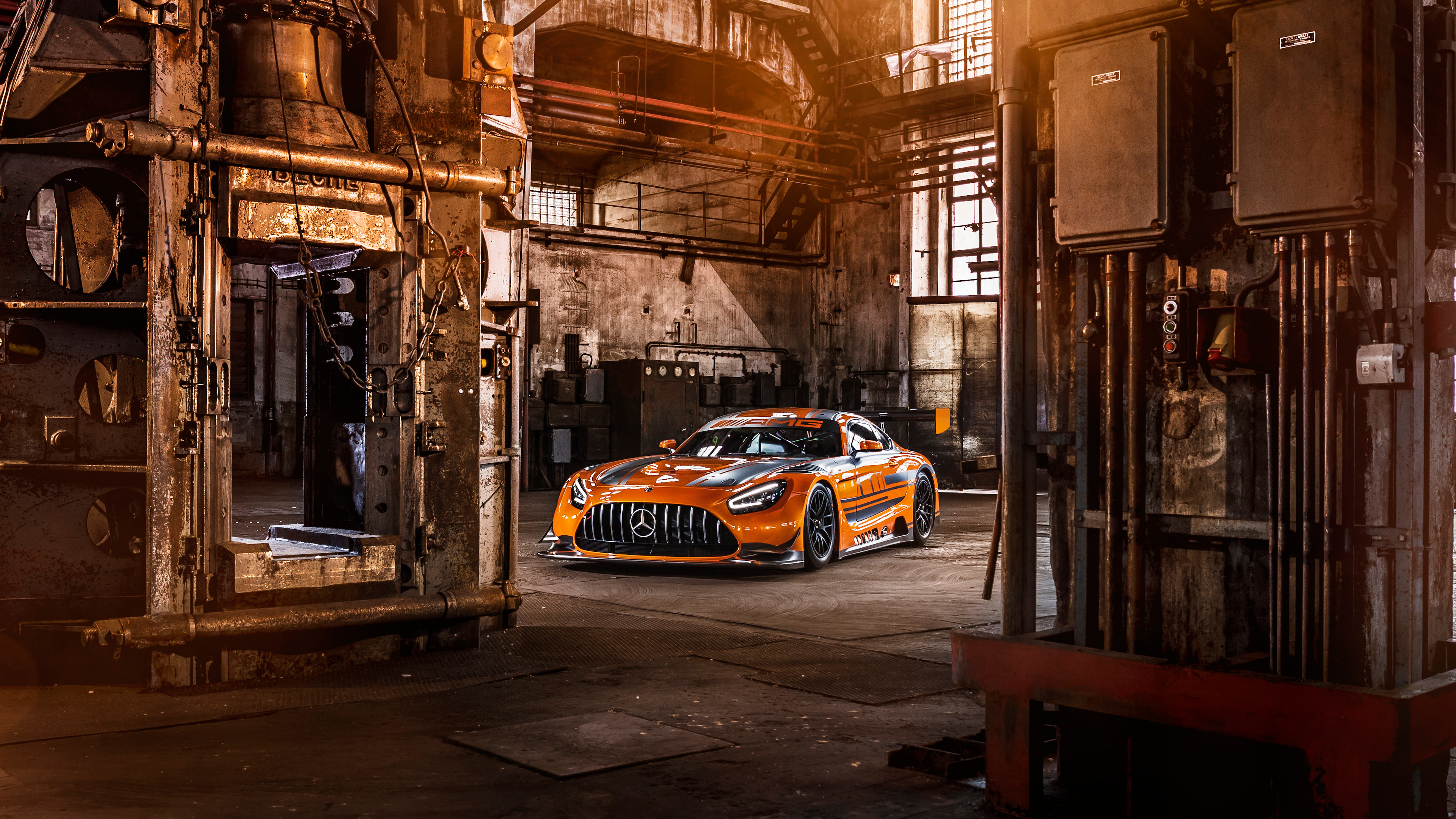 Mercedes-AMG GT3 2019 4K Wallpaper   HD Car Wallpapers ...