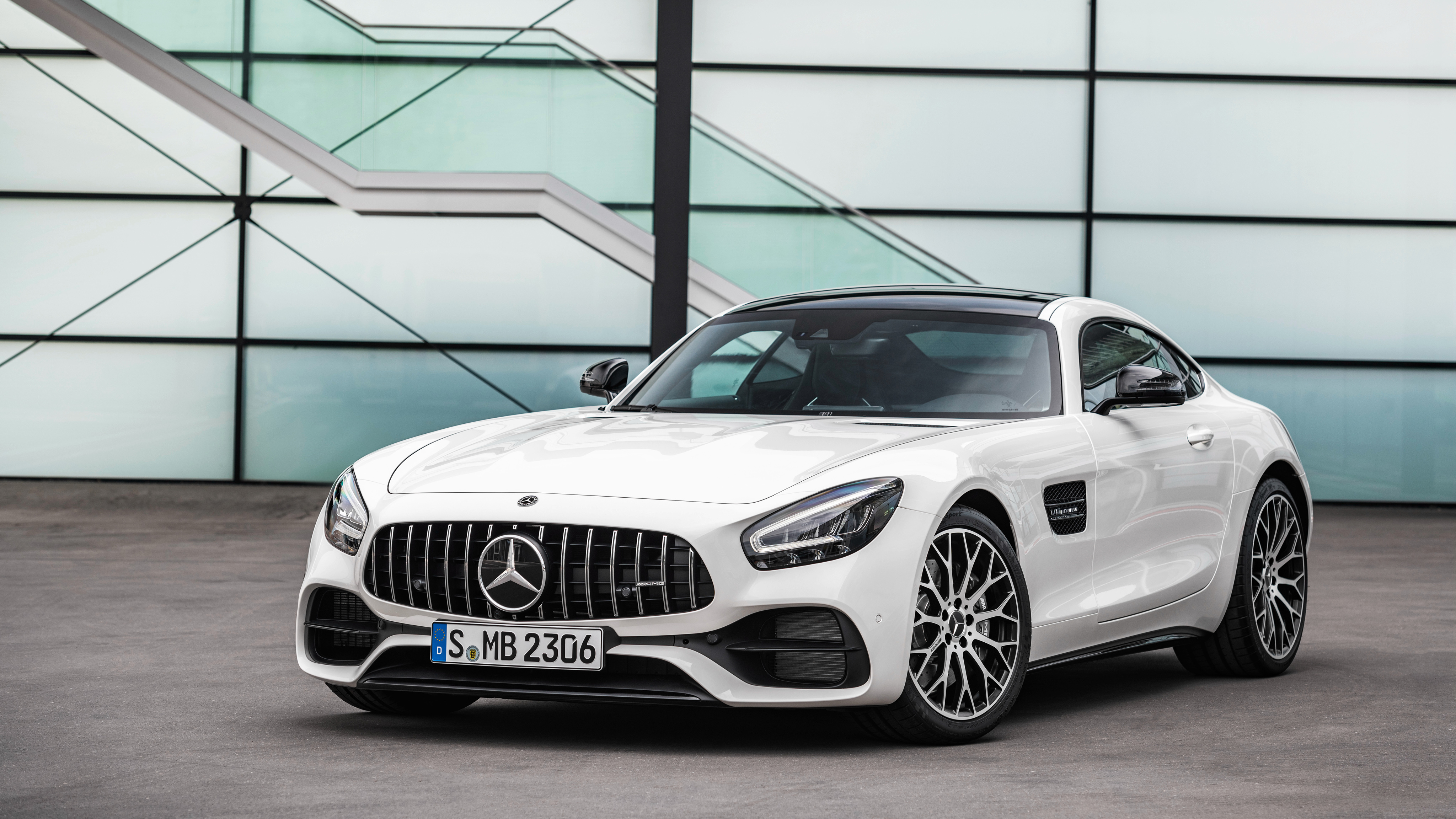 mercedes amg gt 2019 4k wallpaper hd car wallpapers id. Black Bedroom Furniture Sets. Home Design Ideas