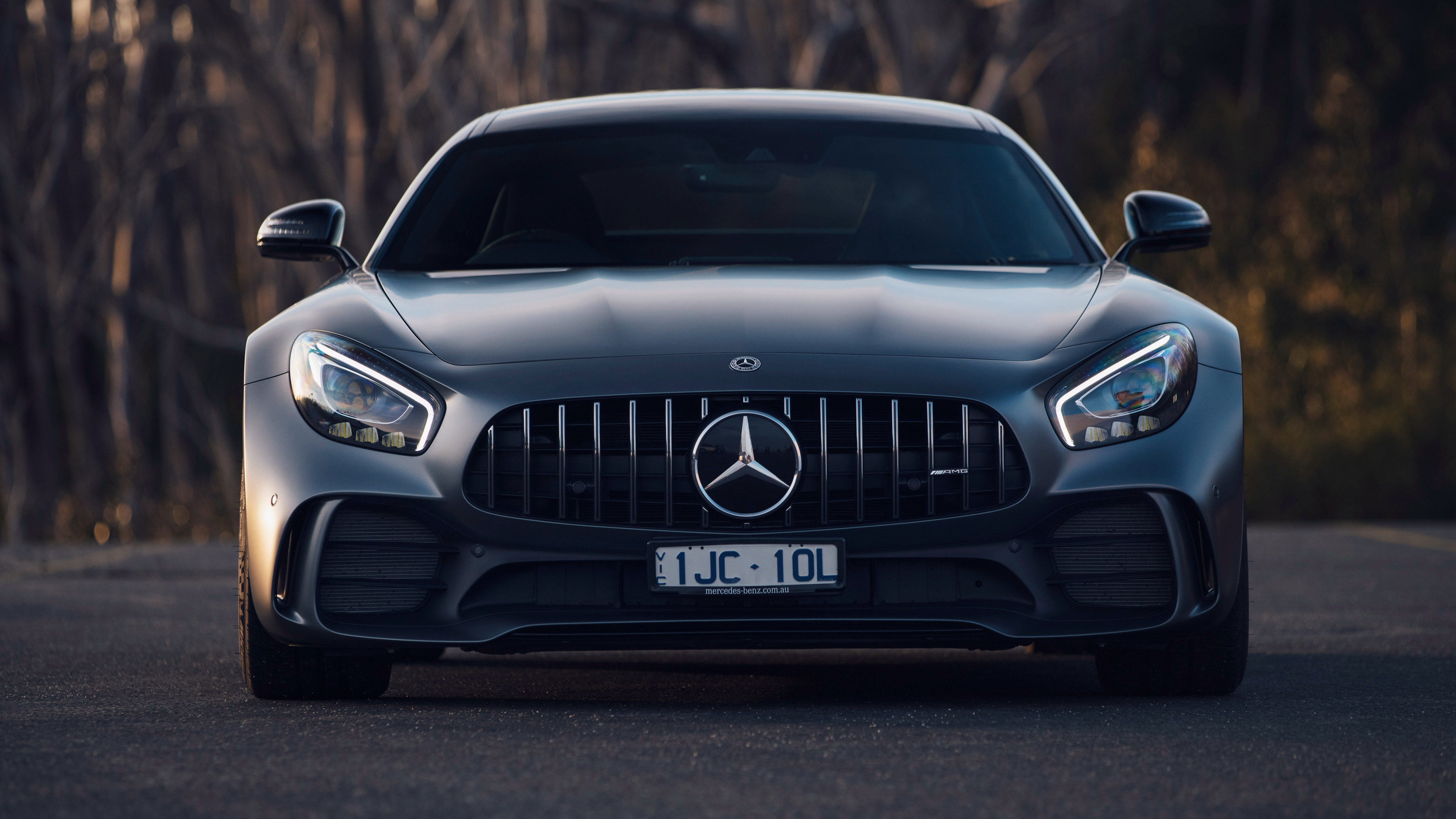 Mercedes Amg Gt R 2018 4k Wallpaper Hd Car Wallpapers Id 9363