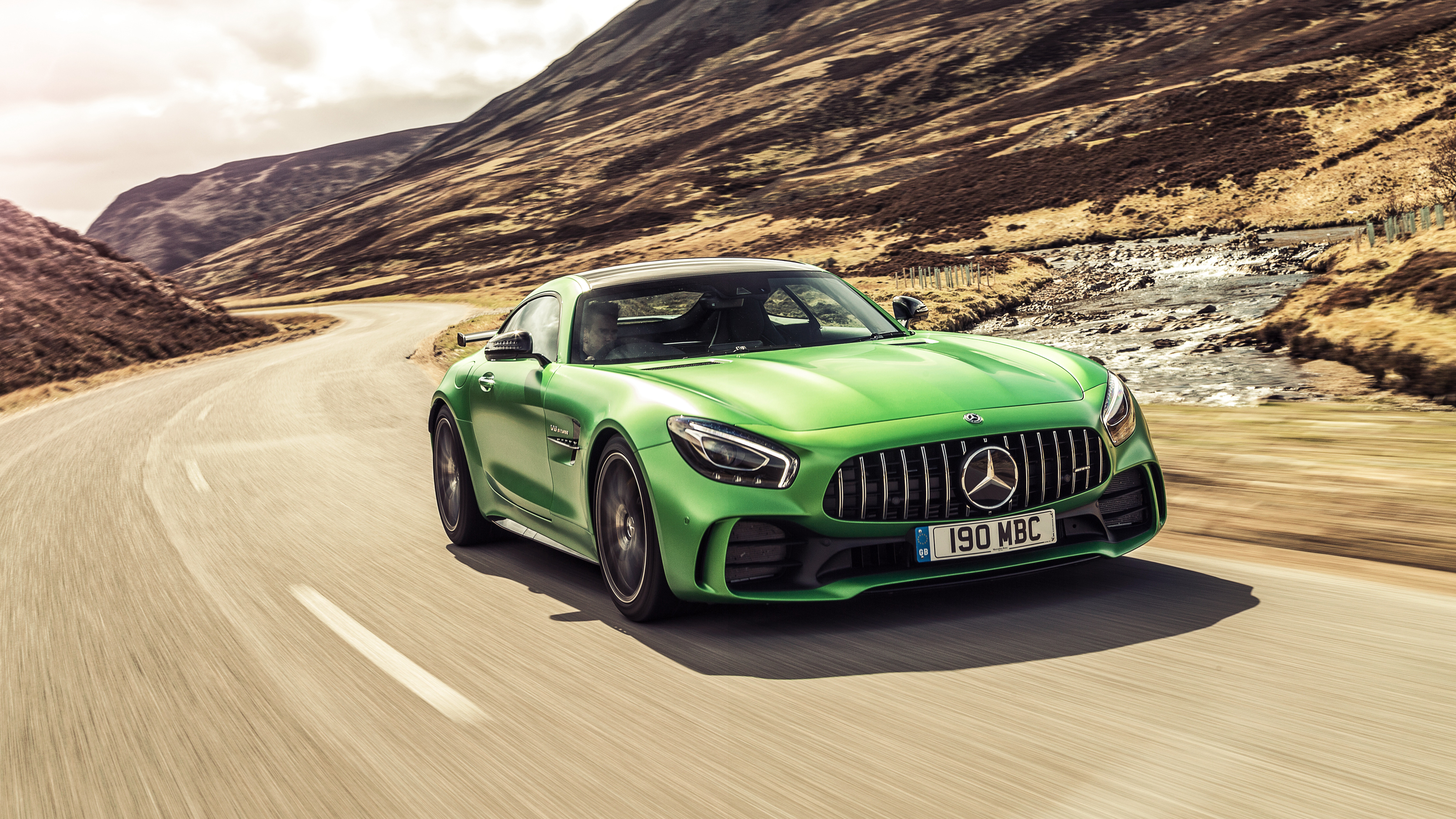 mercedes amg gt r 4k wallpaper | hd car wallpapers | id #7769
