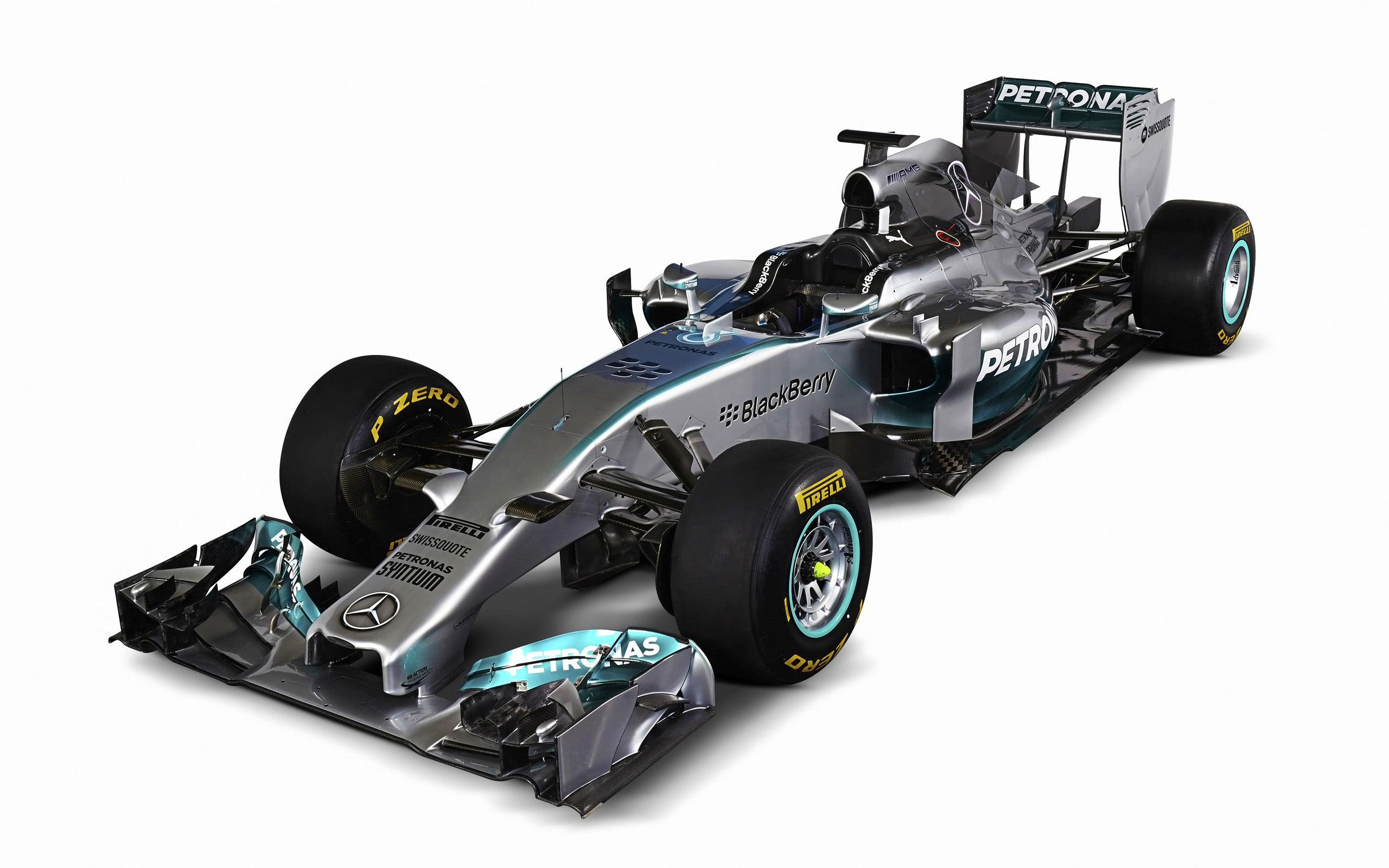 mercedes amg petronas f1 w05 2014 wallpaper hd car