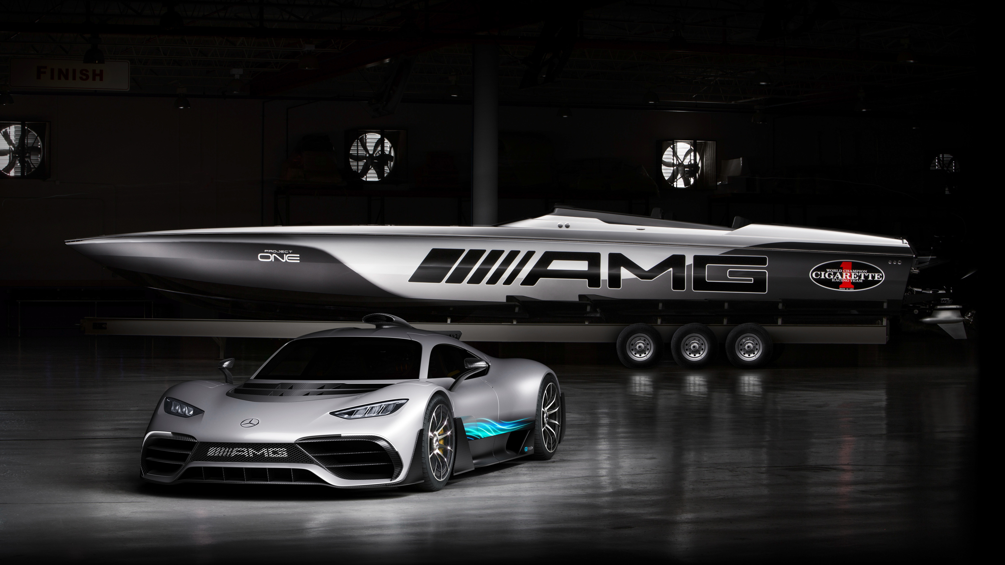 Mercedes AMG Project One 4K 3 Wallpaper | HD Car ...