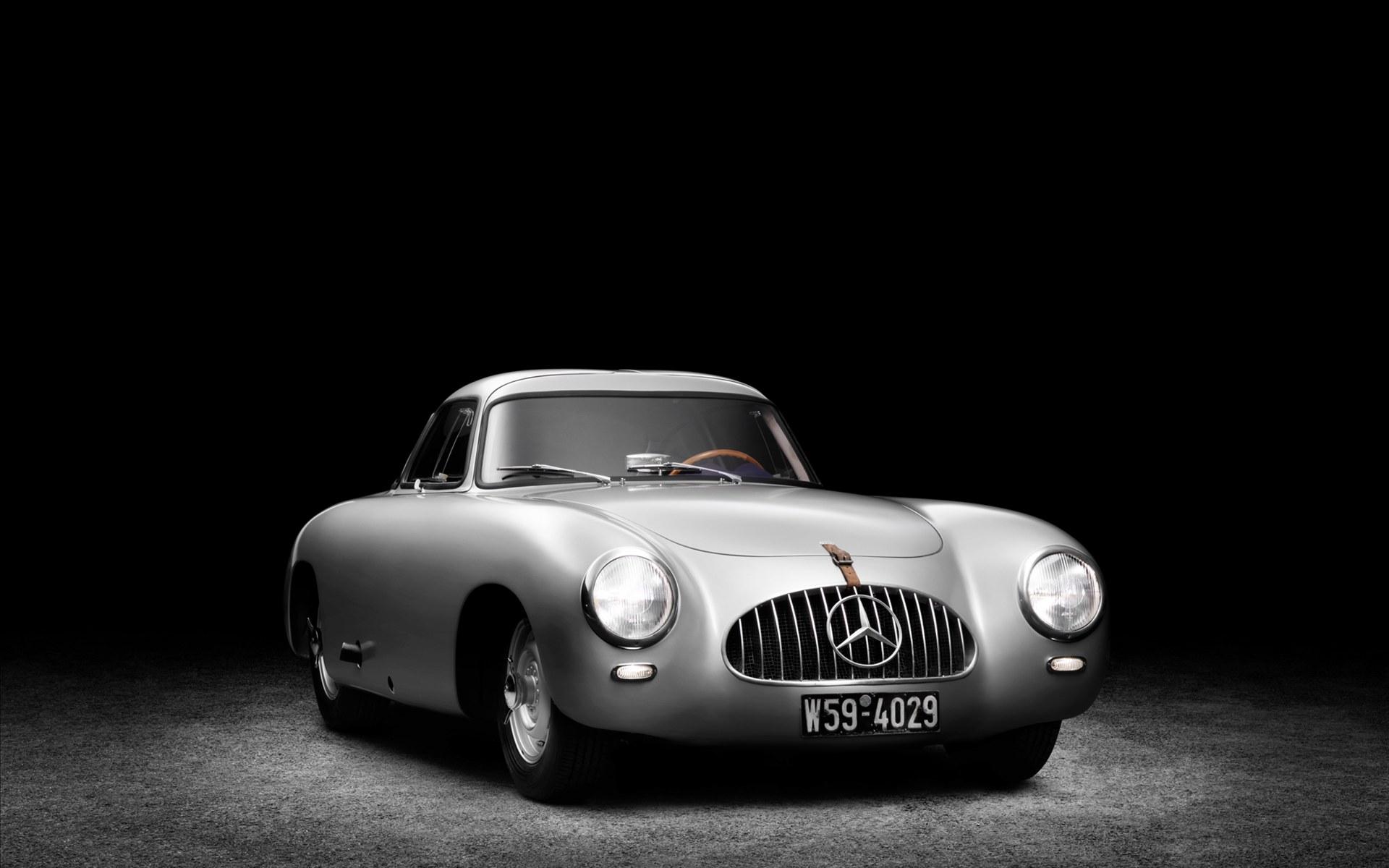 Mercedes Benz 300 SL 1952 Wallpaper | HD Car Wallpapers ...