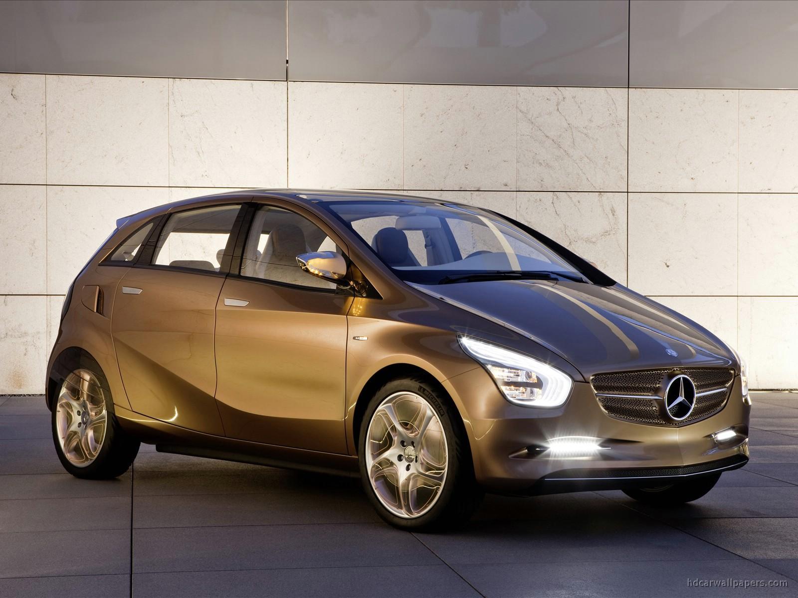Mercedes Benz Blue ZERO E CELL PLUS Wallpaper | HD Car ...