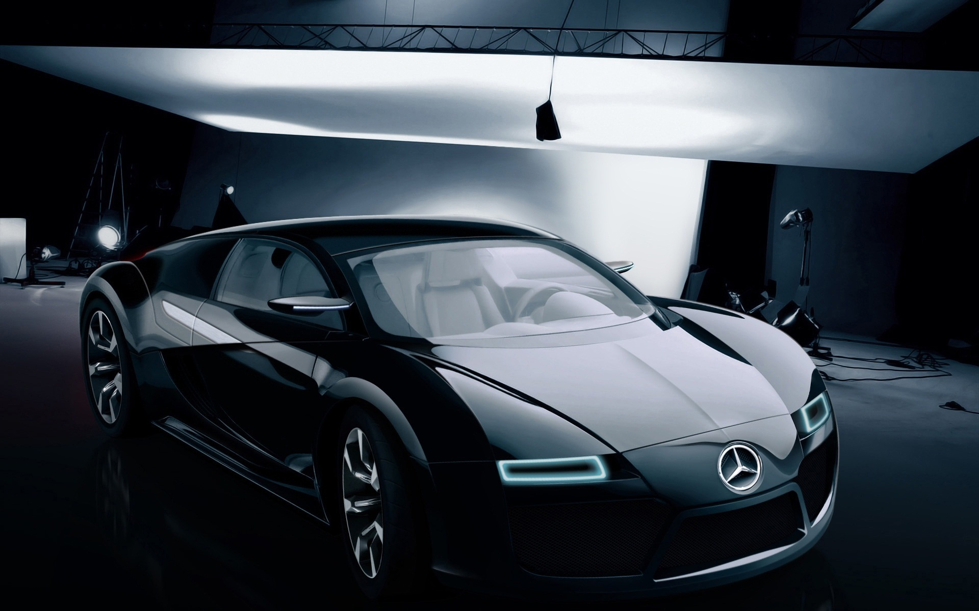 Mercedes benz bugatti concept wallpaper hd car for Autos mercedes benz