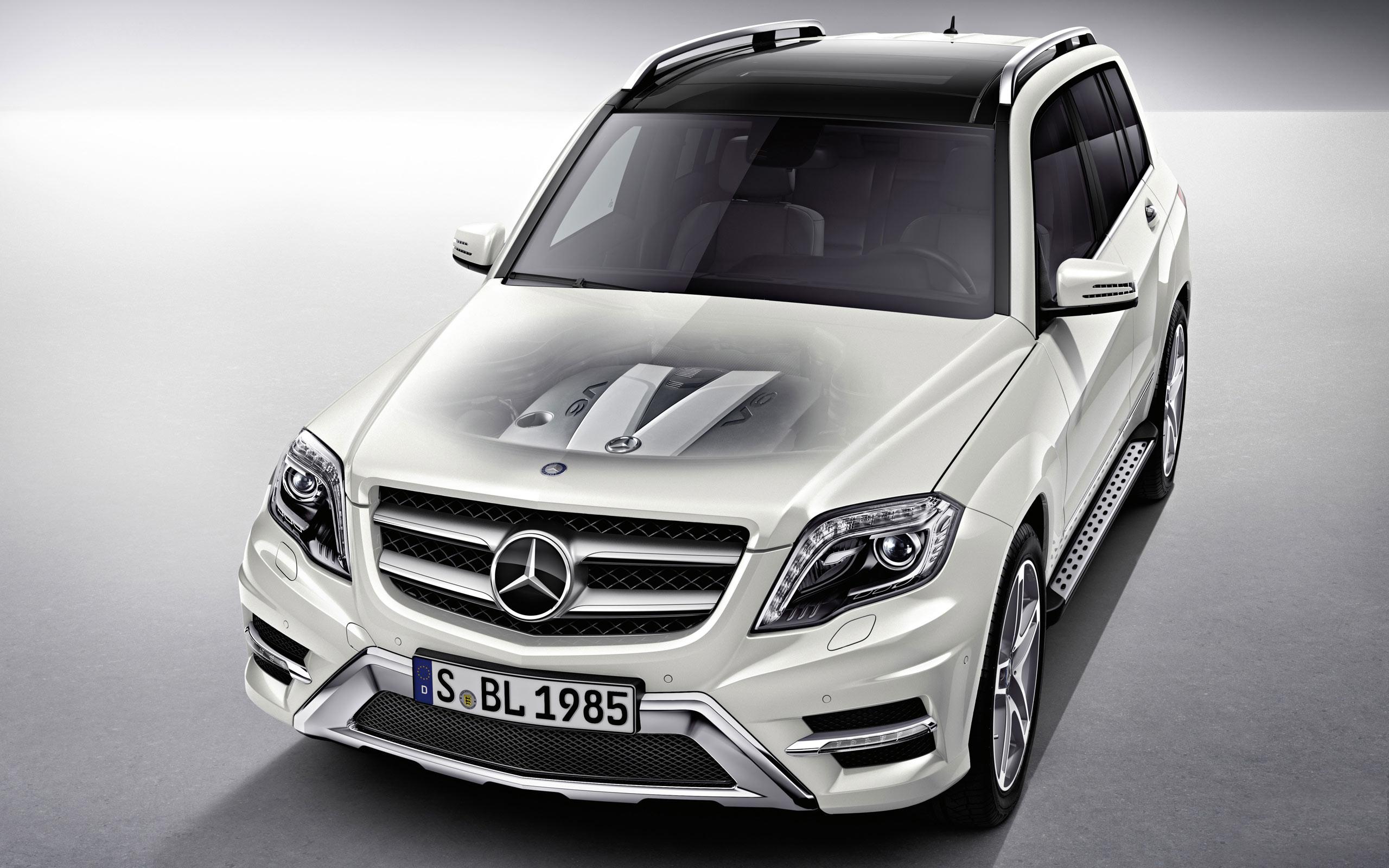 Mercedes Benz GLK 2012 Wallpaper | HD Car Wallpapers | ID ...