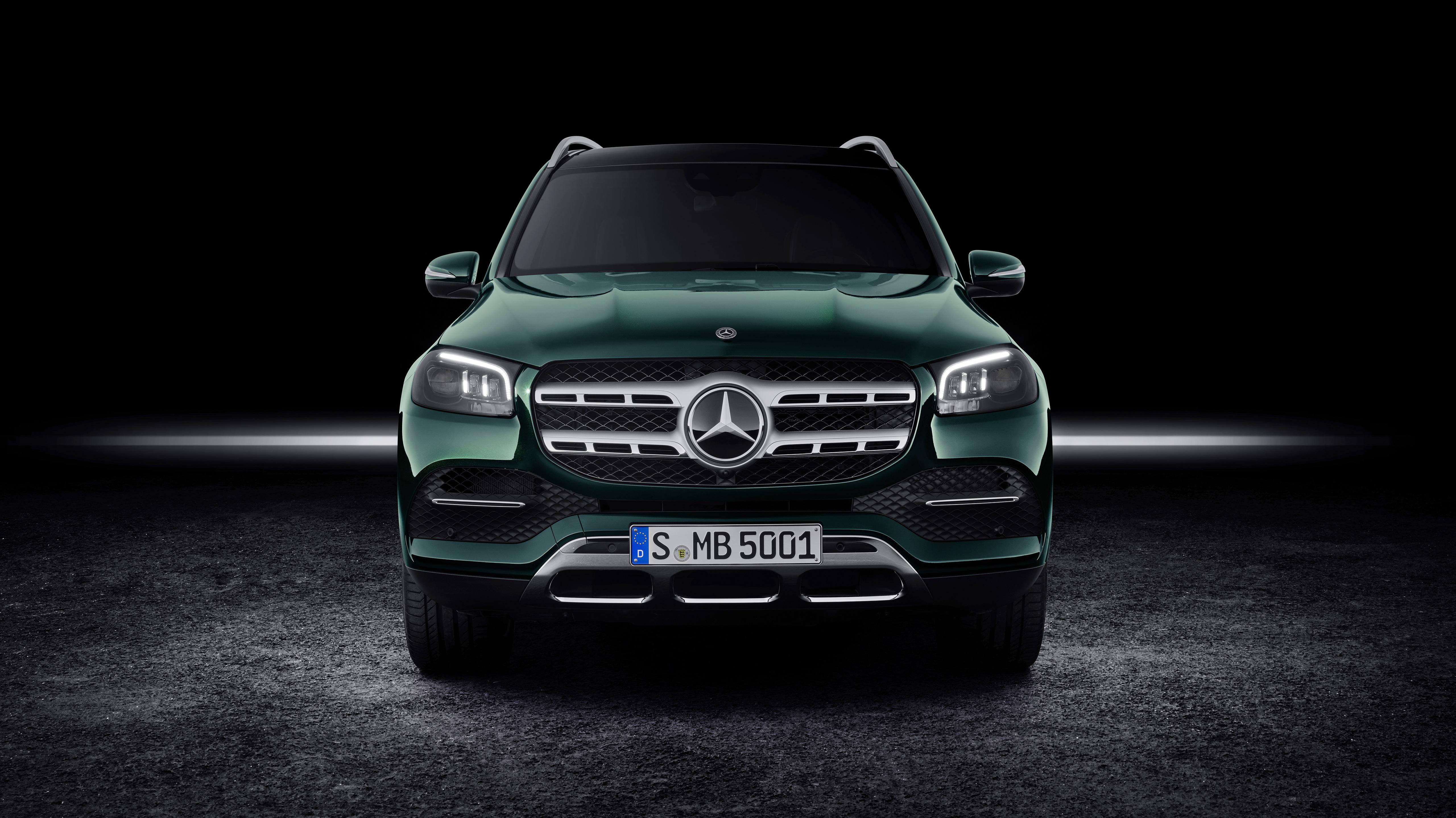Mercedes-Benz GLS 580 4MATIC 2019 5K