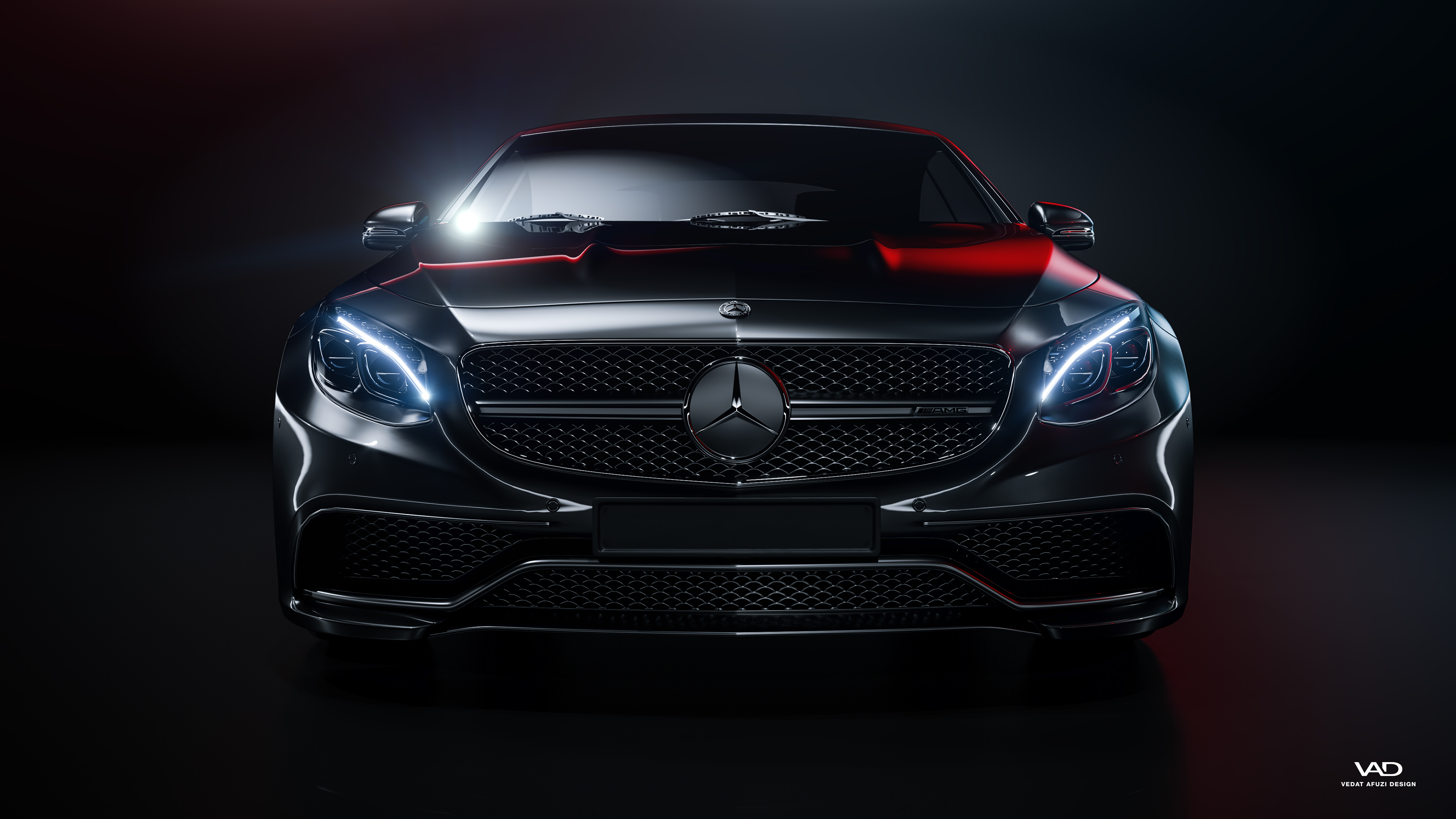 S 63 Amg Wallpaper: Mercedes Benz S 63 AMG 4K Wallpaper