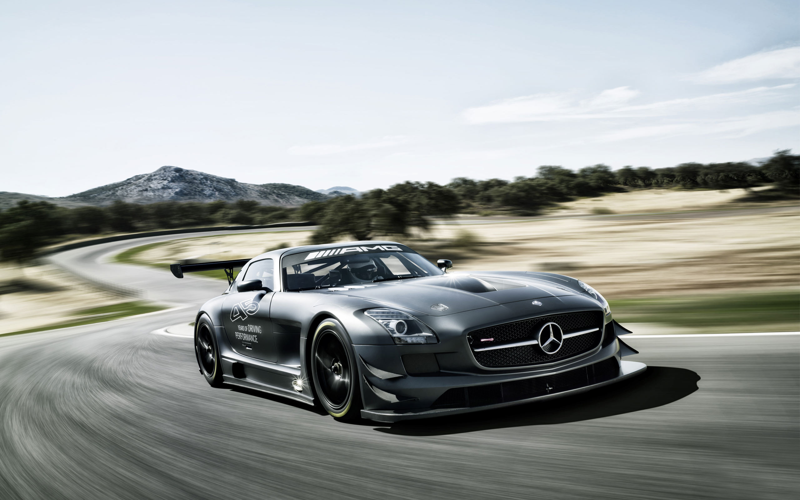 mercedes benz sls gt3 2 wallpaper hd car wallpapers id 3101. Black Bedroom Furniture Sets. Home Design Ideas