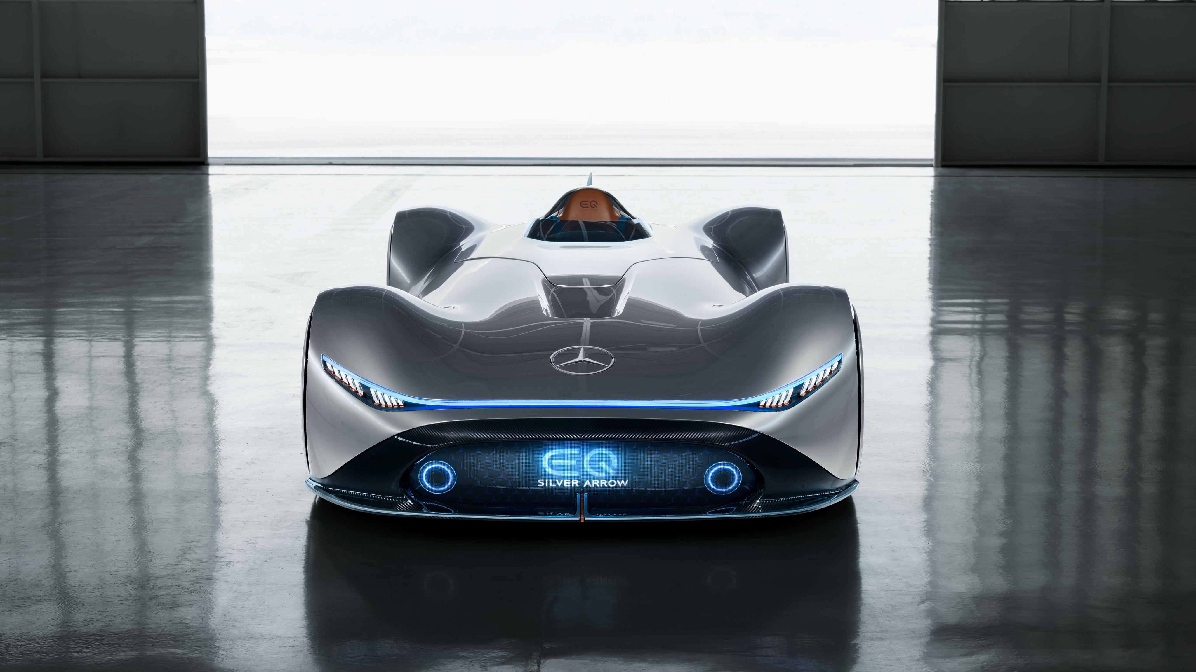 Mercedes benz vision eq silver arrow 4k 11 wallpaper hd for Auto mercedes benz