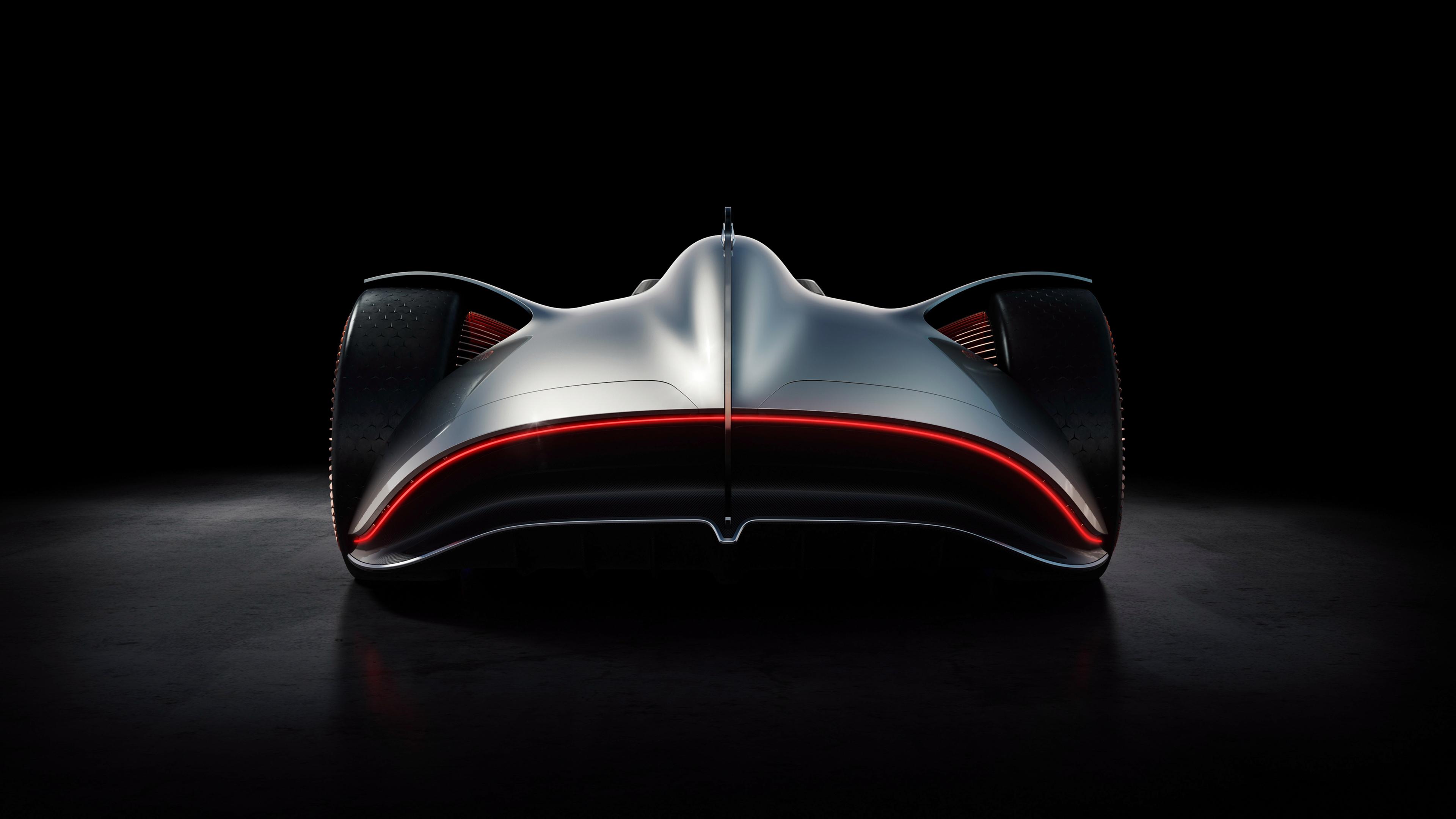 Mercedes benz vision eq silver arrow 4k 5 wallpaper hd for Auto mercedes benz