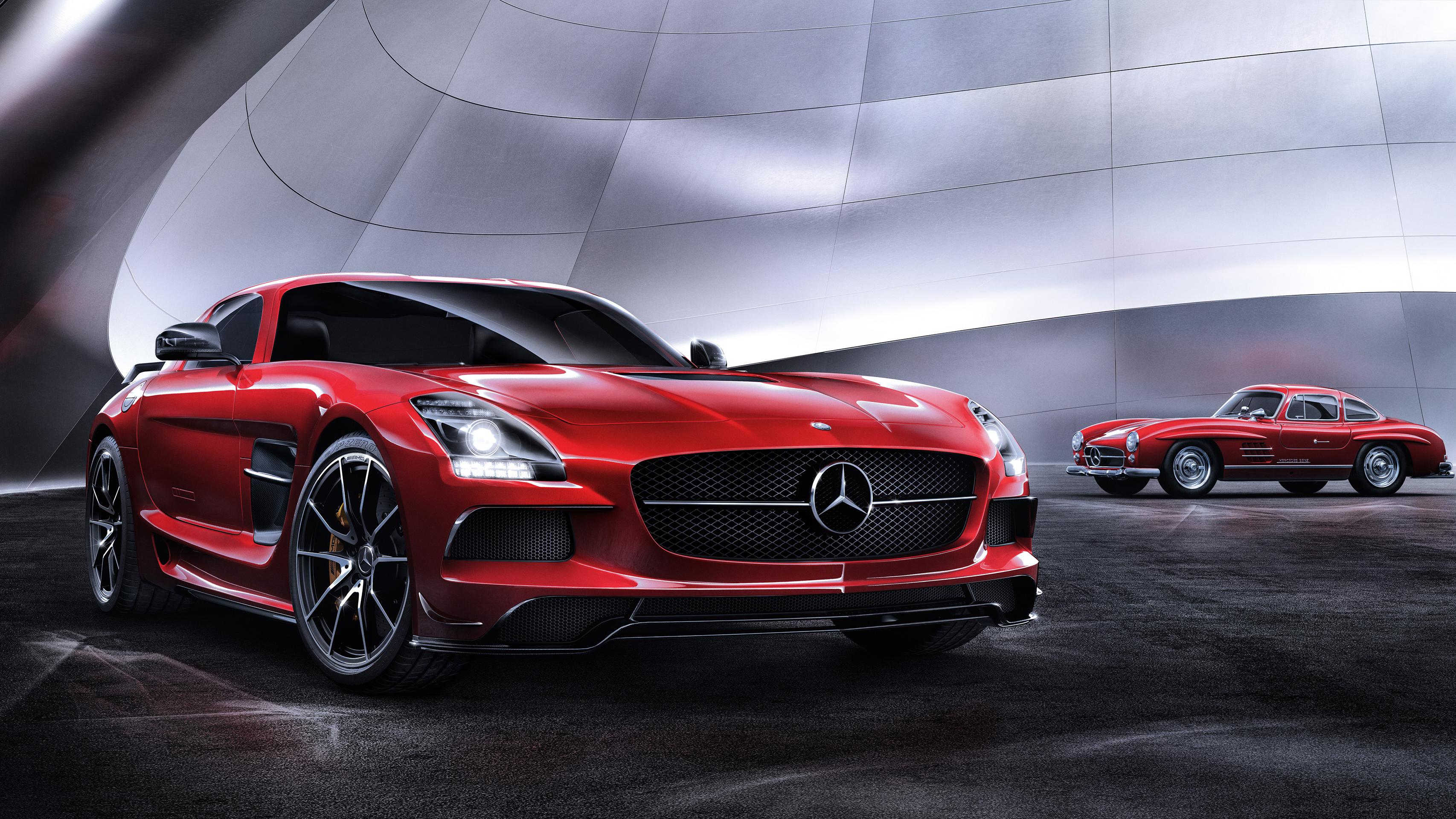 Mercedes SLS AMG HD Wallpaper | HD Car Wallpapers | ID #8111