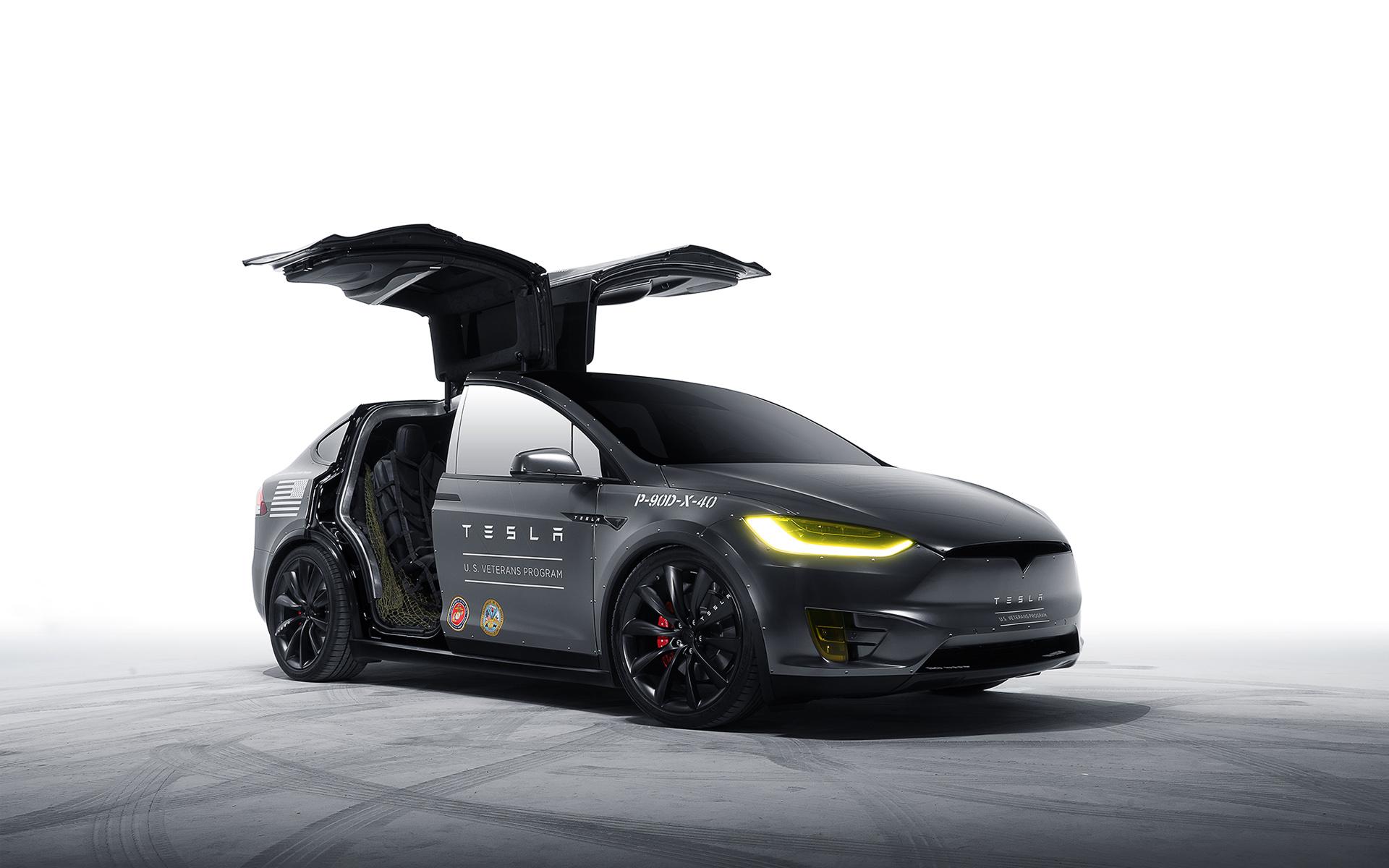 Model X Tesla Motors Wallpaper | HD Car Wallpapers | ID #5976