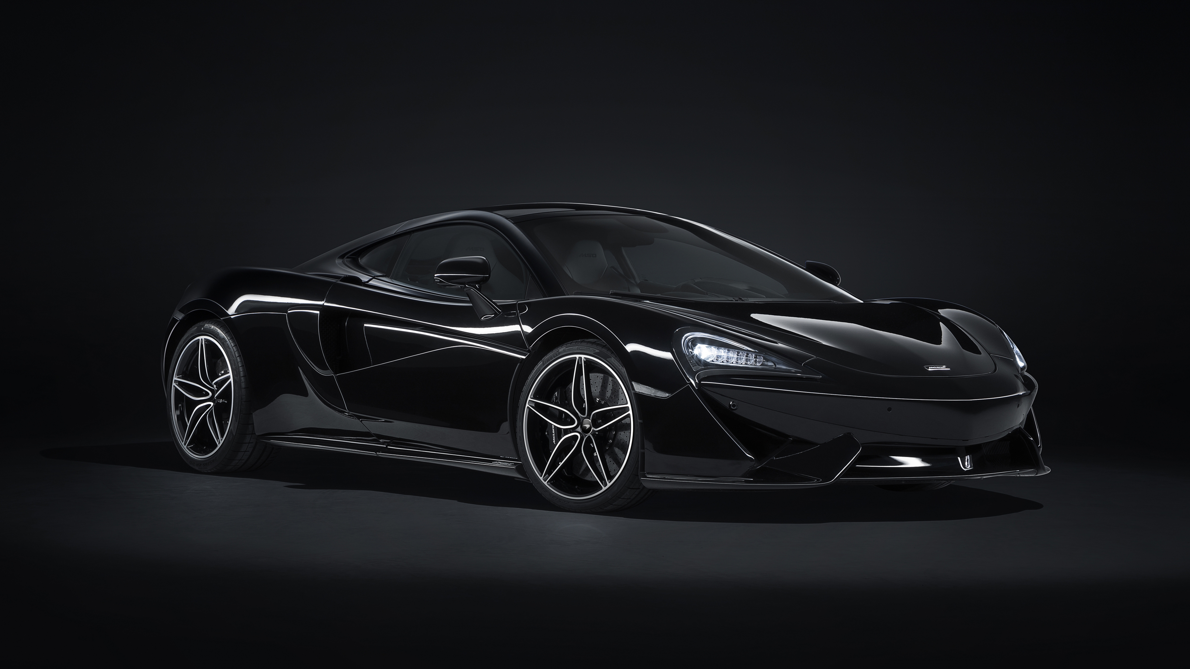 Mso Mclaren 720s Black 4k Wallpaper Hd Car Wallpapers Id