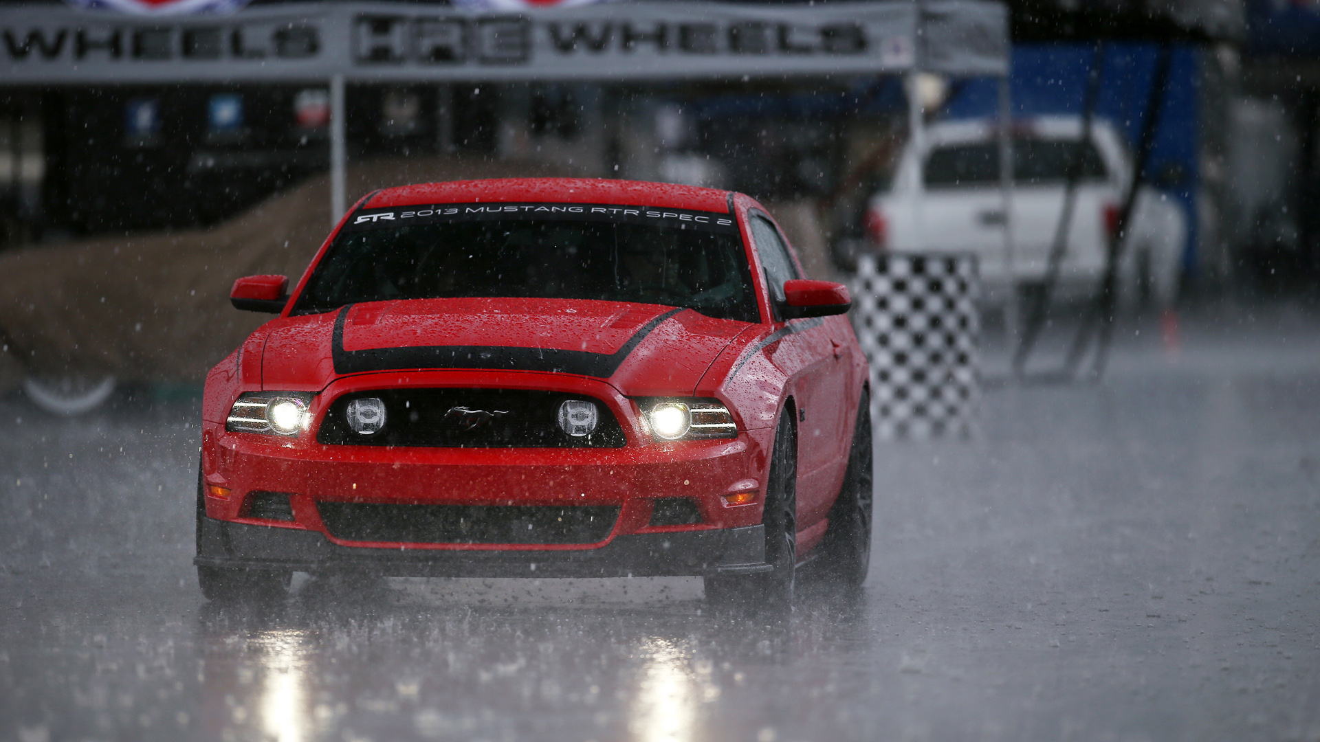 Mustang RTR Wallpaper | HD Car Wallpapers | ID #3226