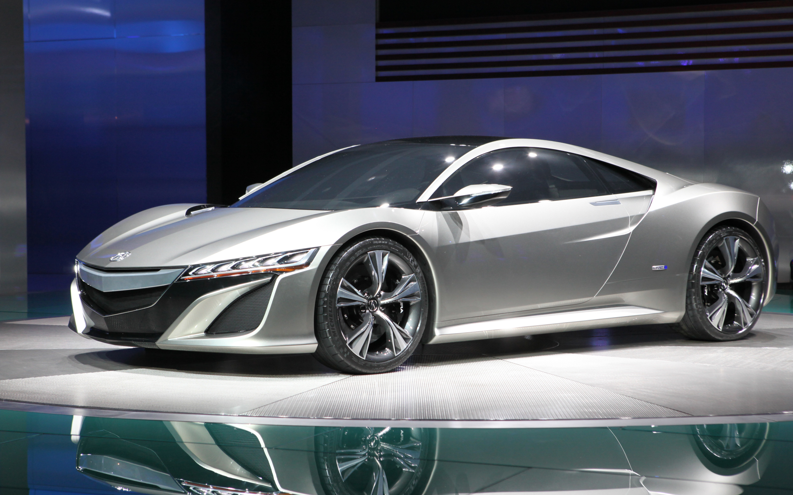 New Acura NSX Concept MGM Pictures Gallery