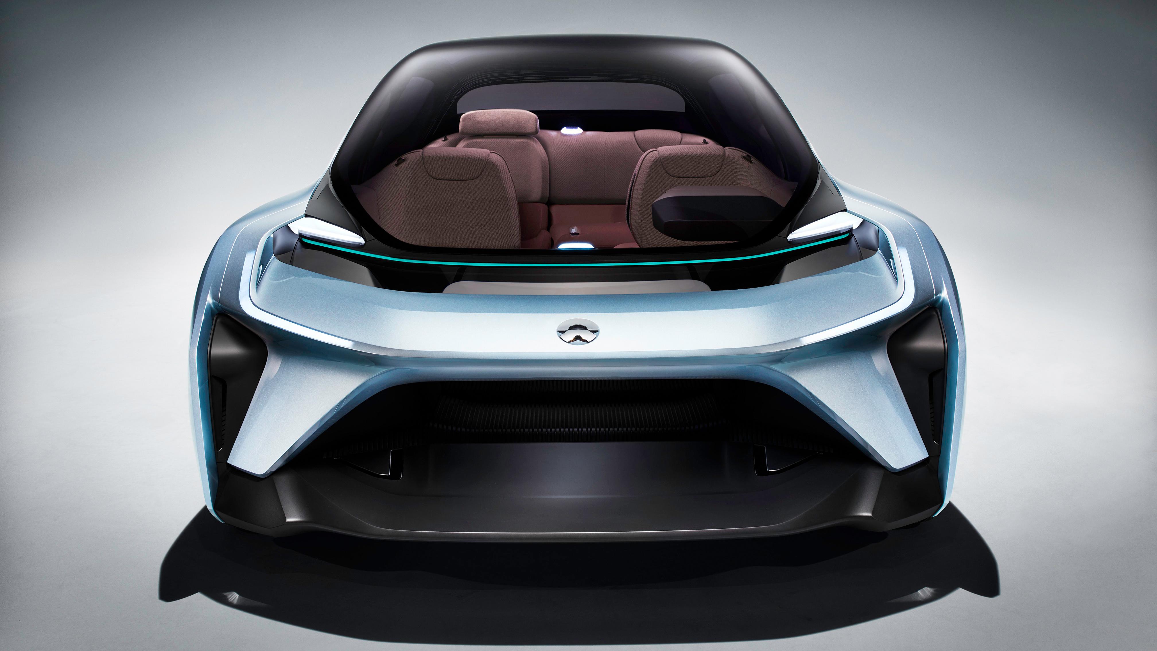 NIO EVE Concept Car 4K 3 Wallpaper | HD Car Wallpapers ...
