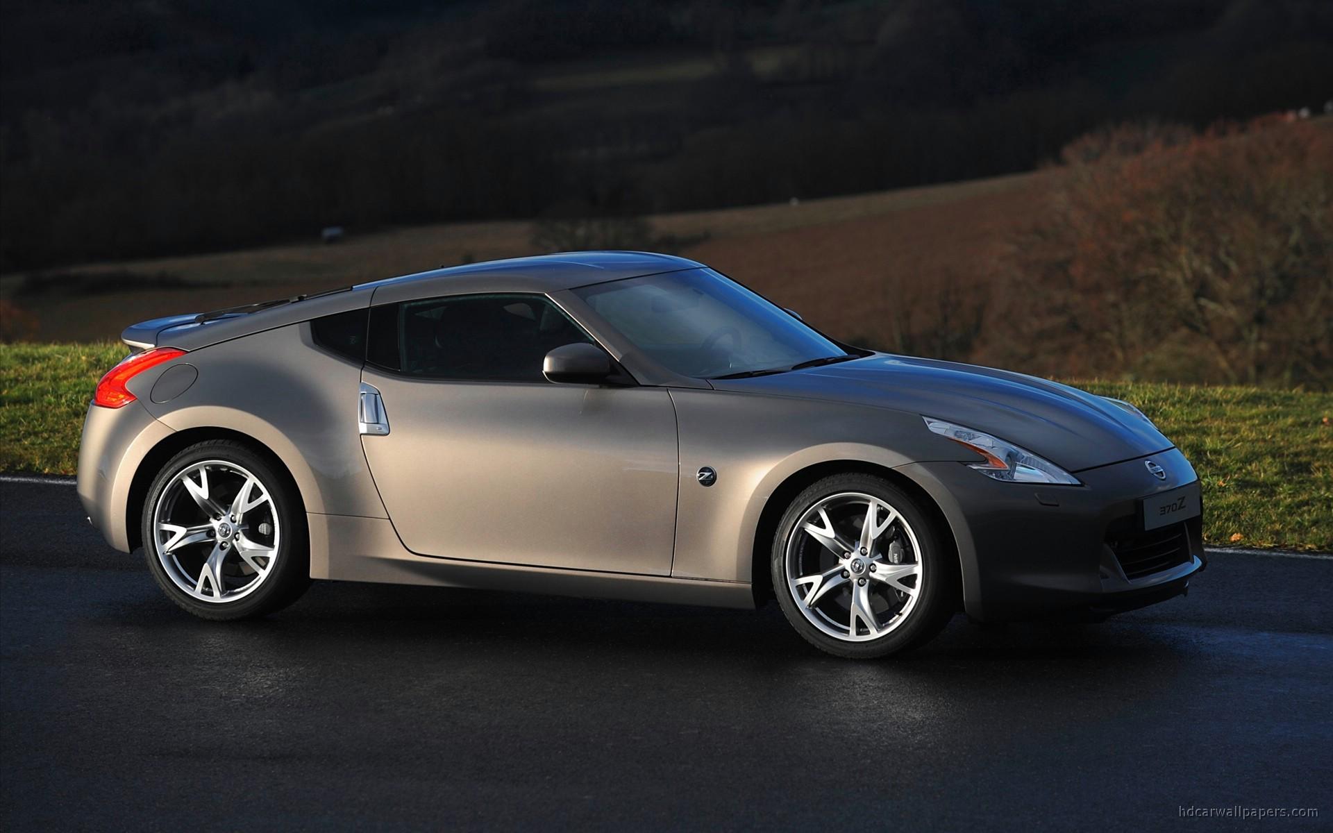 Nissan 370z New Wallpaper Hd Car Wallpapers